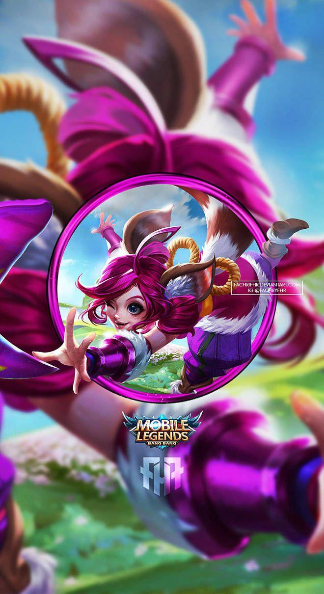 Nana Mobile Legends Wallpapers Wallpaper Cave