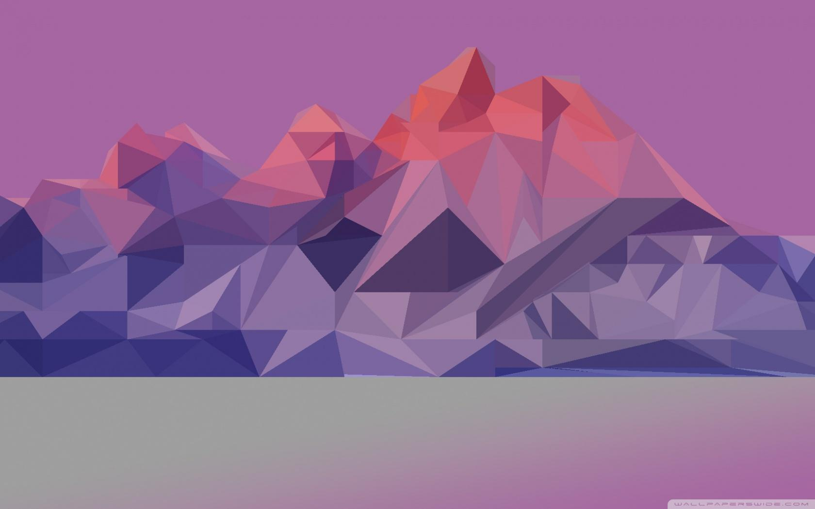 Abstract Mountains Wallpapers Wallpaper Cave