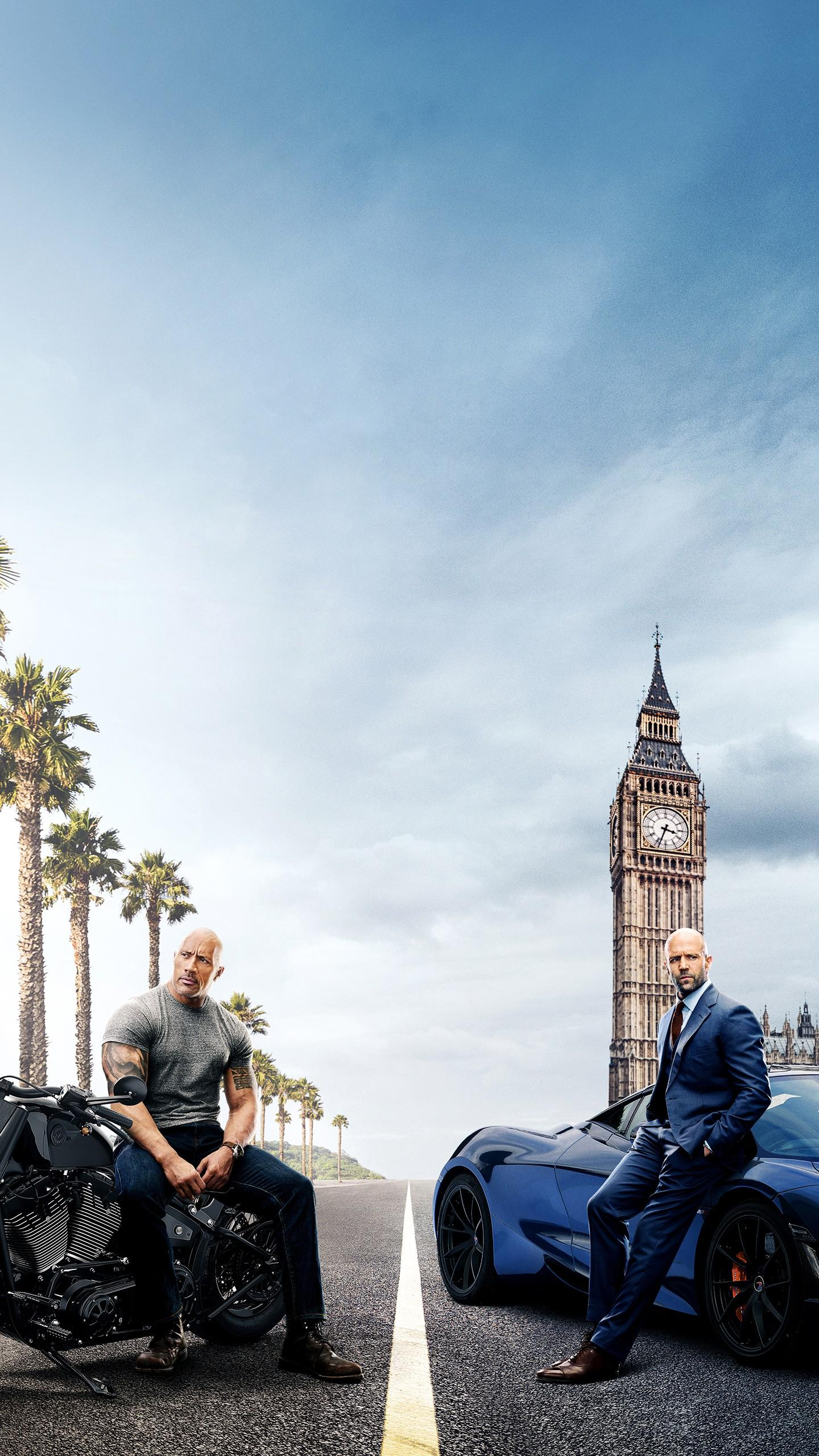 Fast Furious Presents Hobbs Shaw Wallpapers Wallpaper