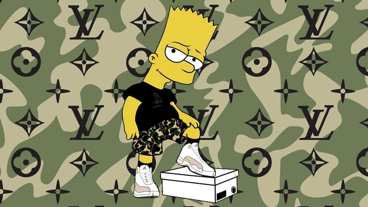 Hypebeast Cartoon Wallpapers