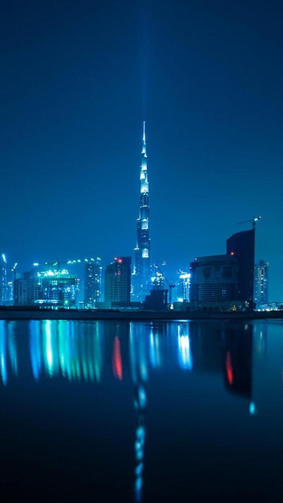 Dubai Burj Khalifa Wallpapers Wallpaper Cave