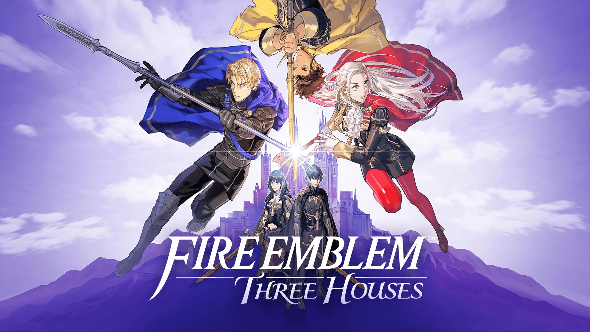 Fire Emblem: Three Houses HD Wallpapers - Wallpaper Cave