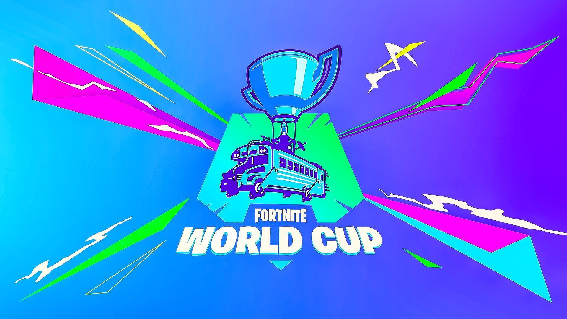 Fortnite 2019 World Cup Wallpapers Wallpaper Cave