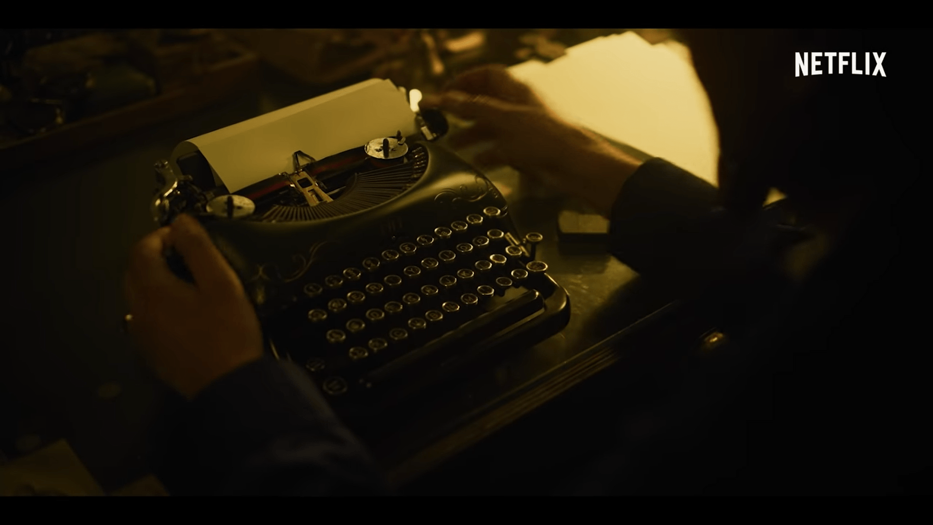 Typewriter Netflix Wallpapers - Wallpaper Cave
