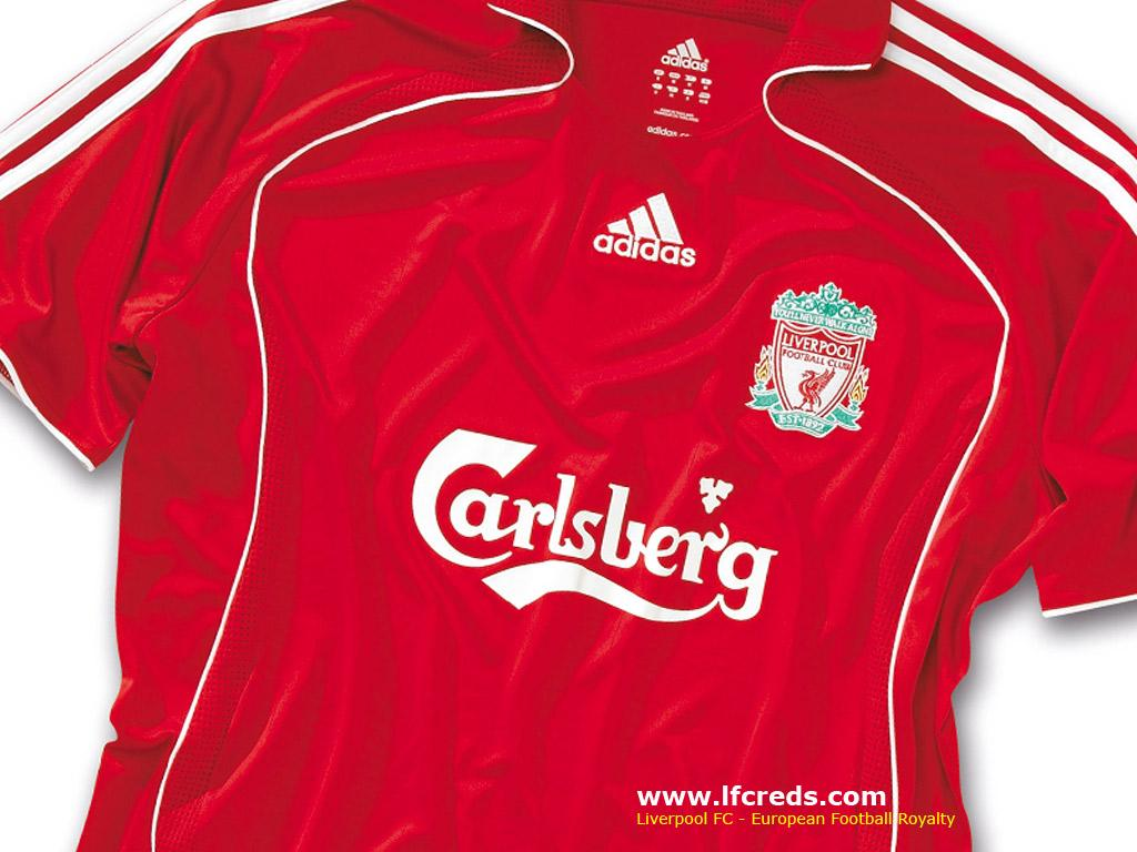 Liverpool Jersey Wallpapers - Wallpaper Cave