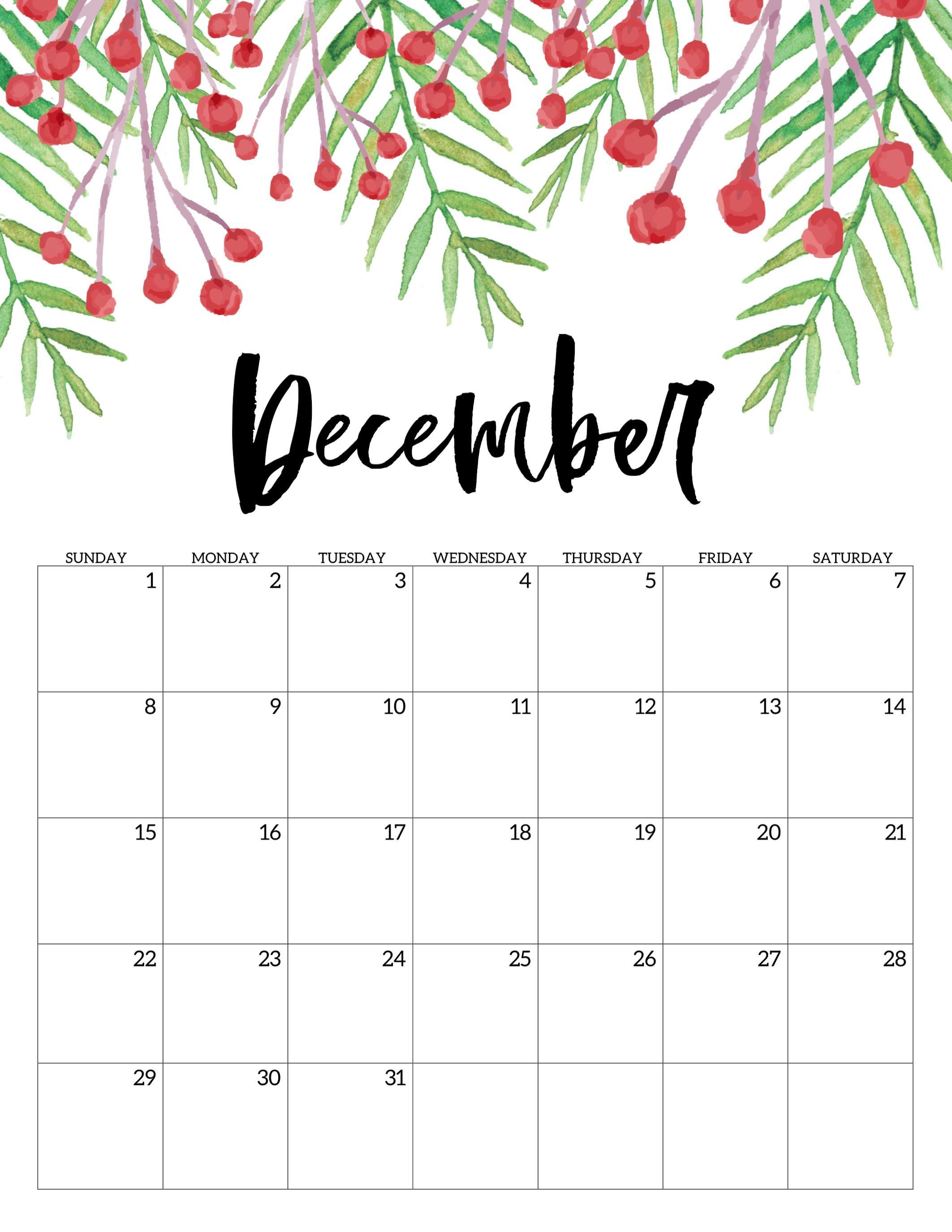 2019 Calligraphy Calendar December December 2019 Calendar Wallpapers   Wallpaper Cave