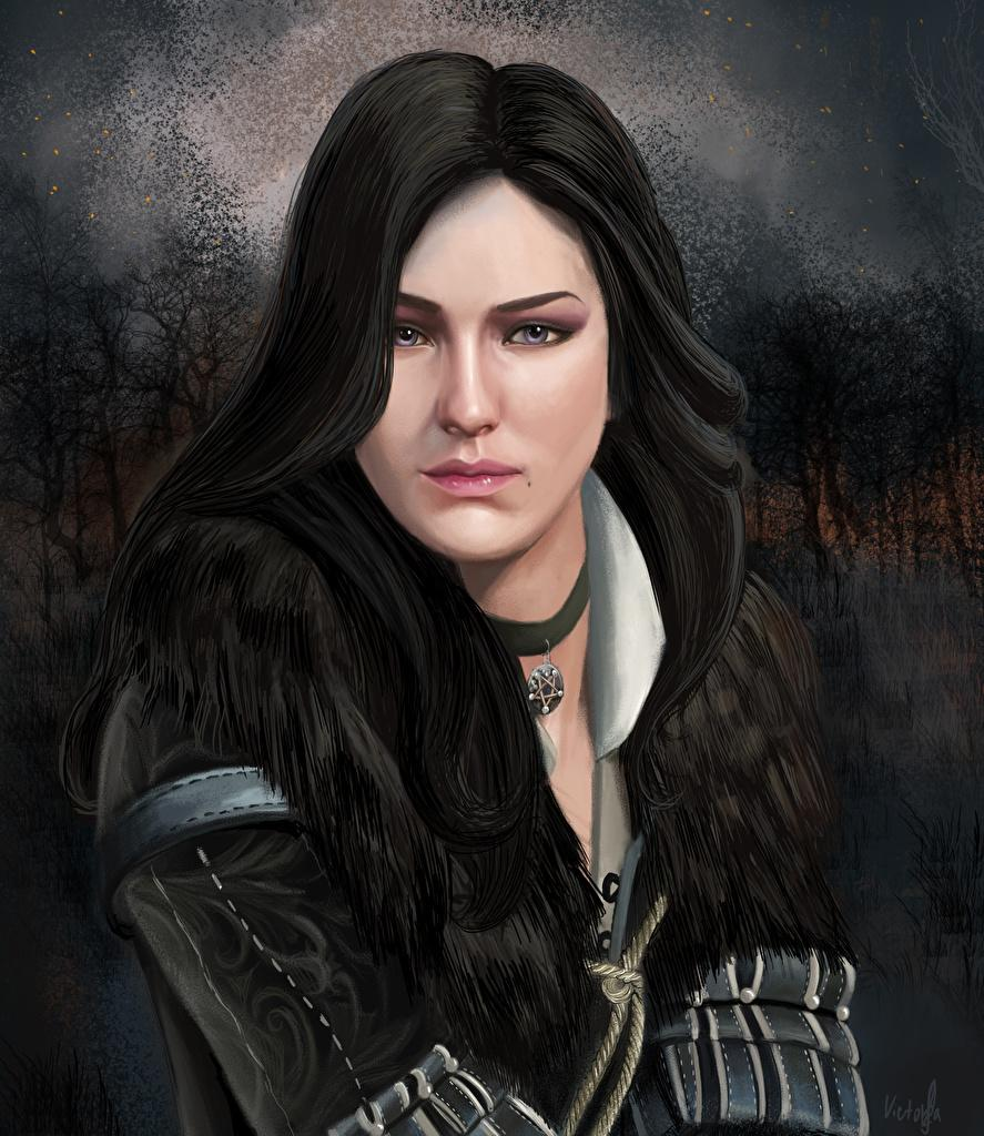Yennefer Wallpapers Wallpaper Cave