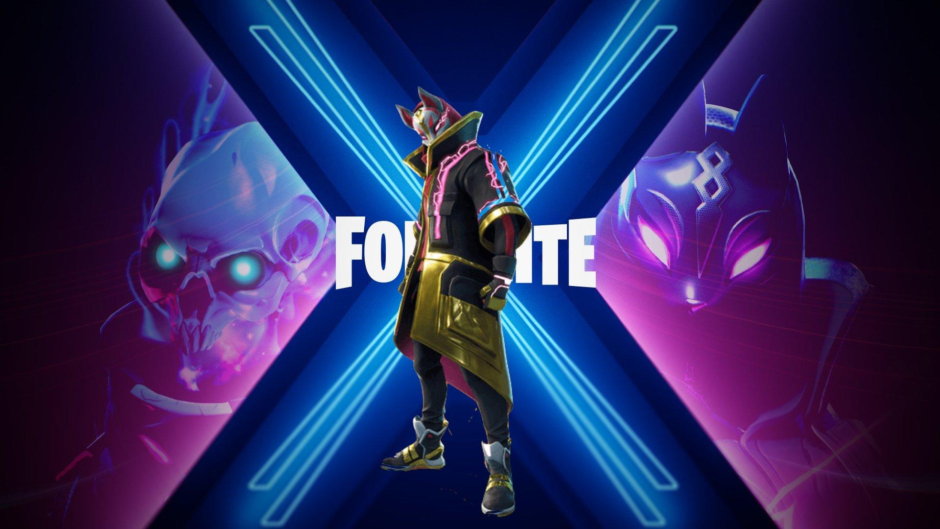Sfondi fortnite season 5