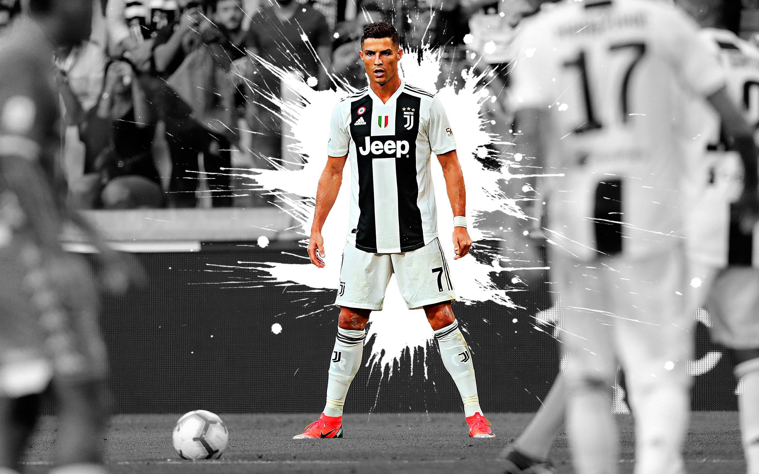 Juventus Ronaldo Wallpapers Wallpaper Cave