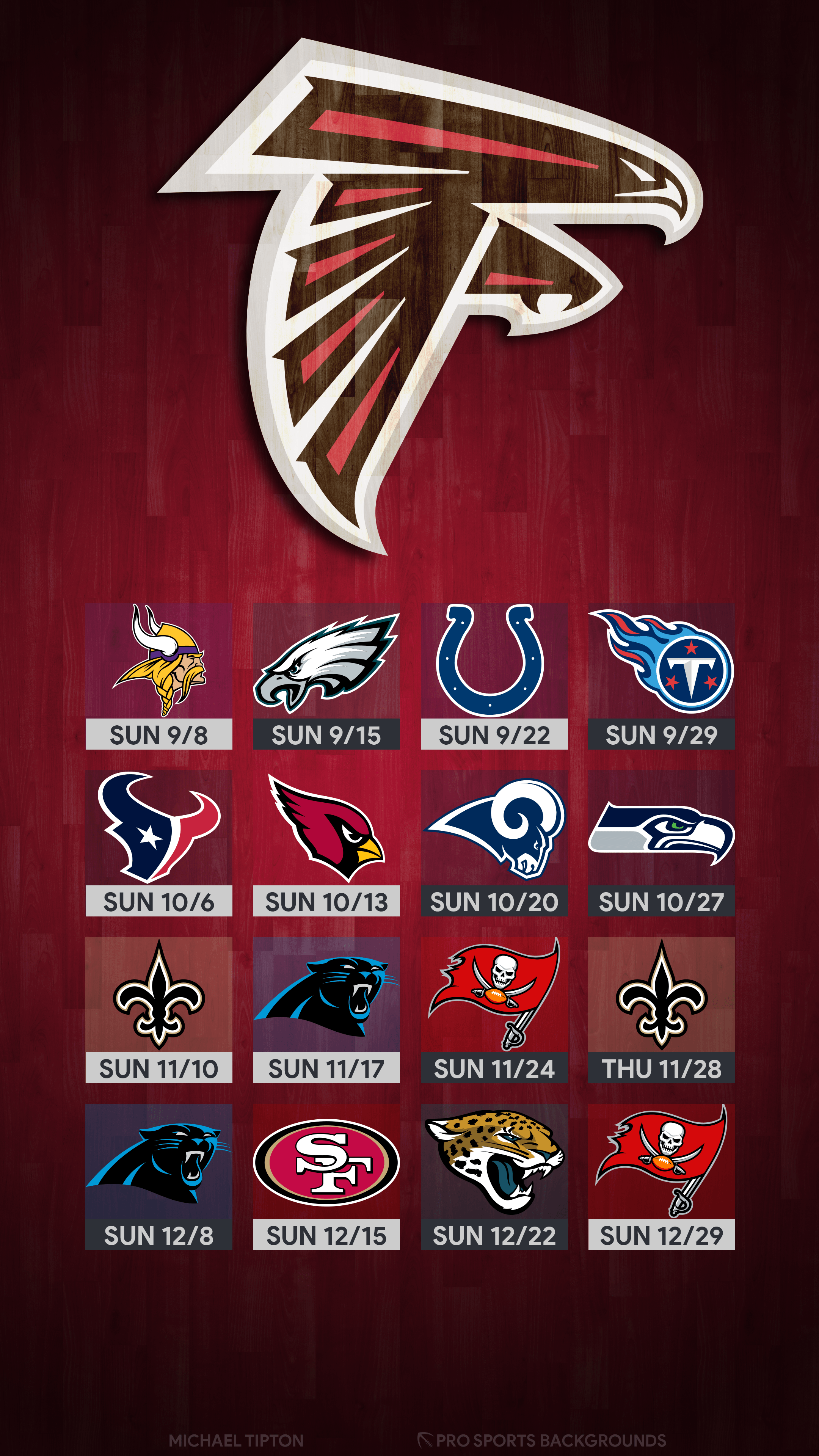 Atlanta Falcons 2019 Wallpapers