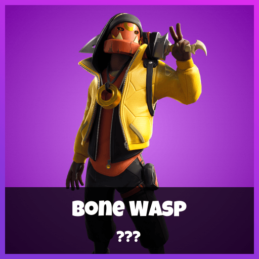 Bone Wasp Fortnite wallpapers
