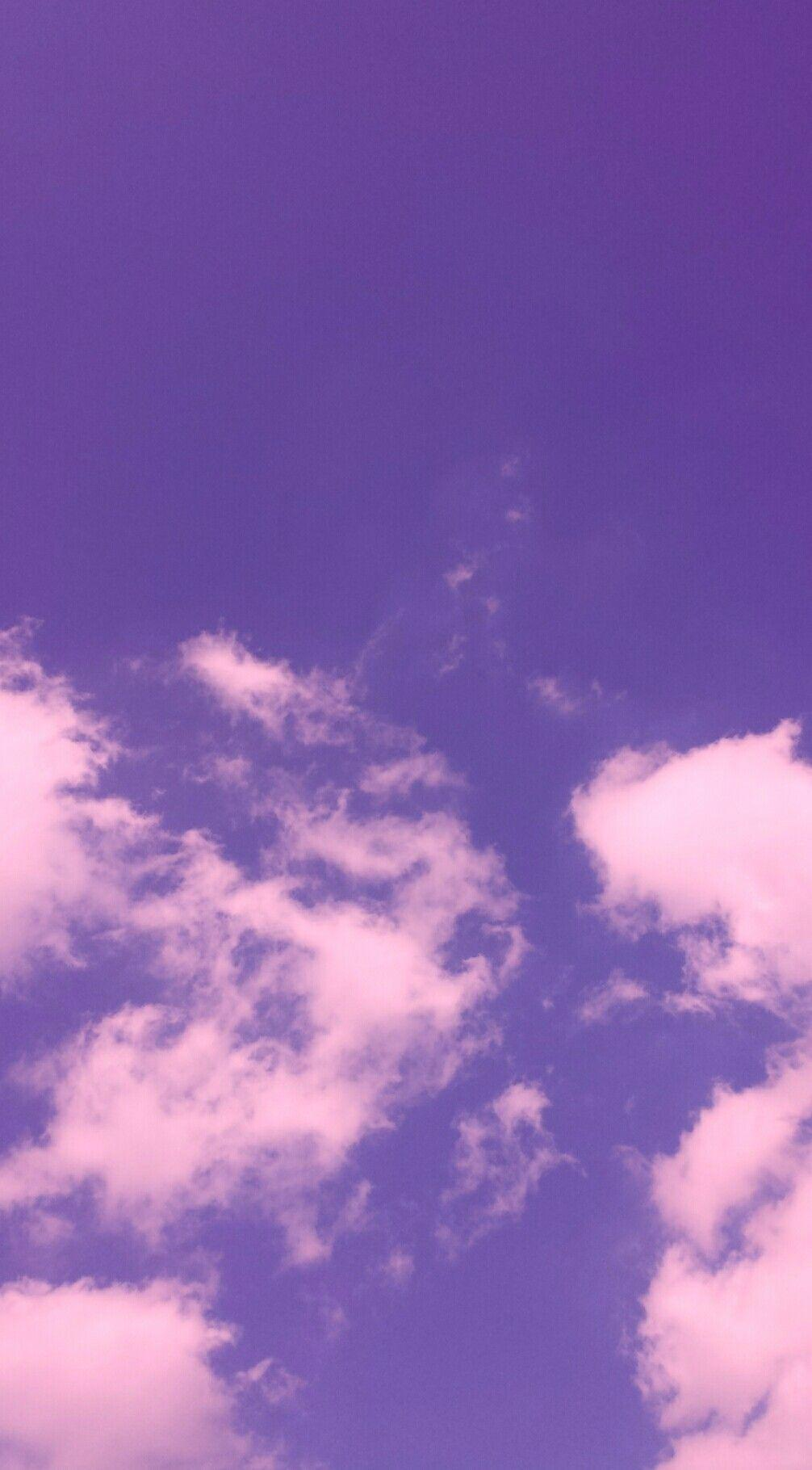 Aesthetic Purple Clouds Wallpapers Wallpaper Cave