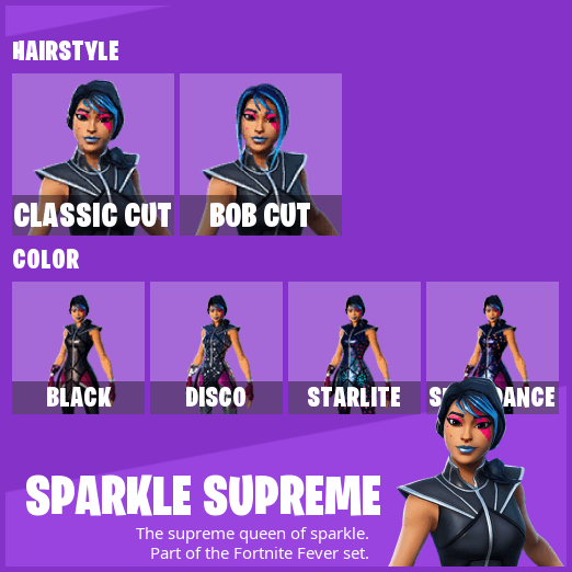 Sparkle Supreme wallpapers