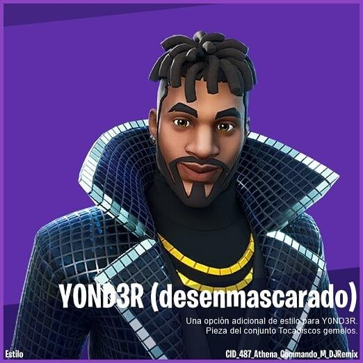 Yond3r Fortnite Wallpapers Wallpaper Cave