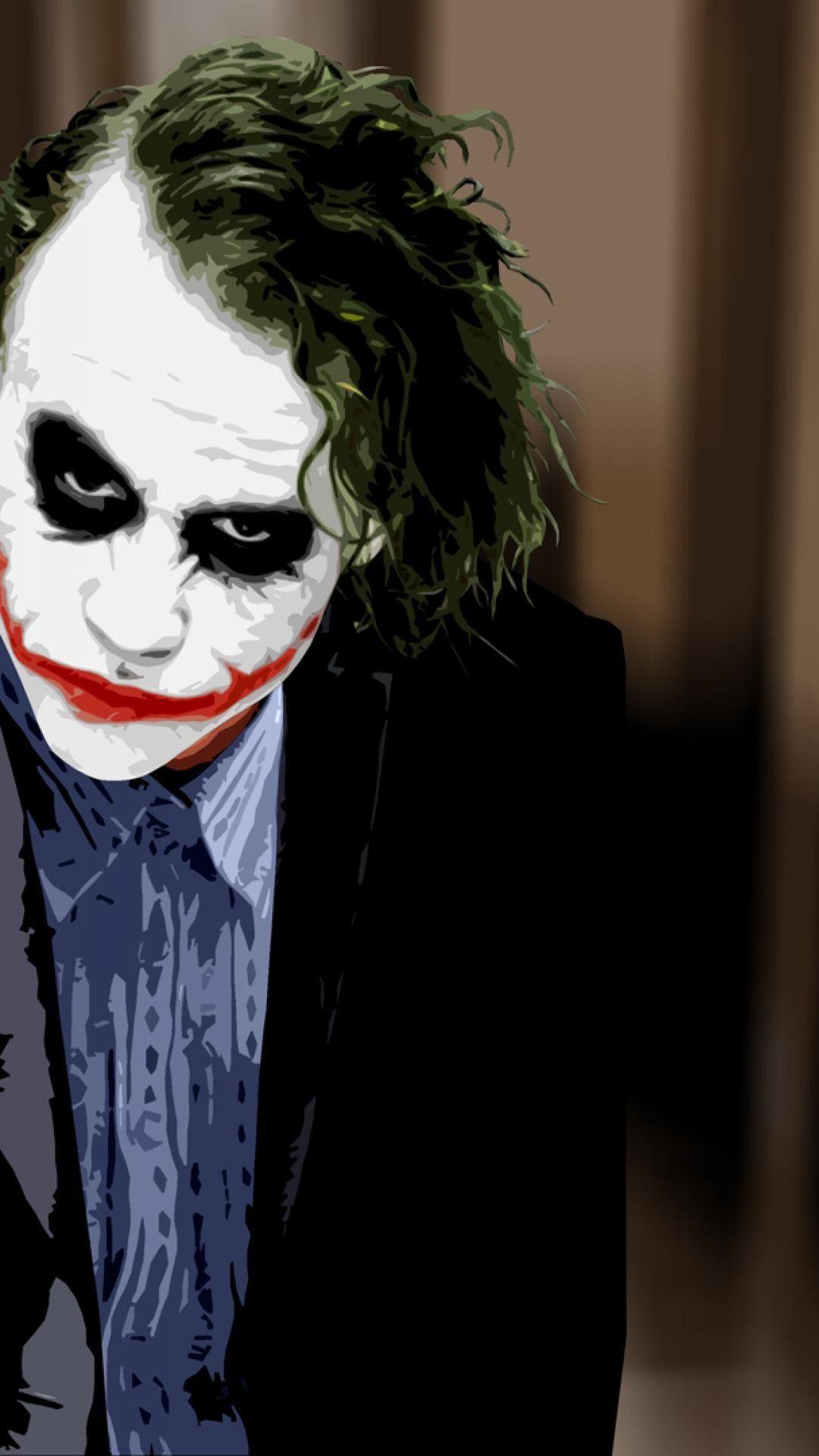 Joker Ledger Wallpapers Wallpaper Cave
