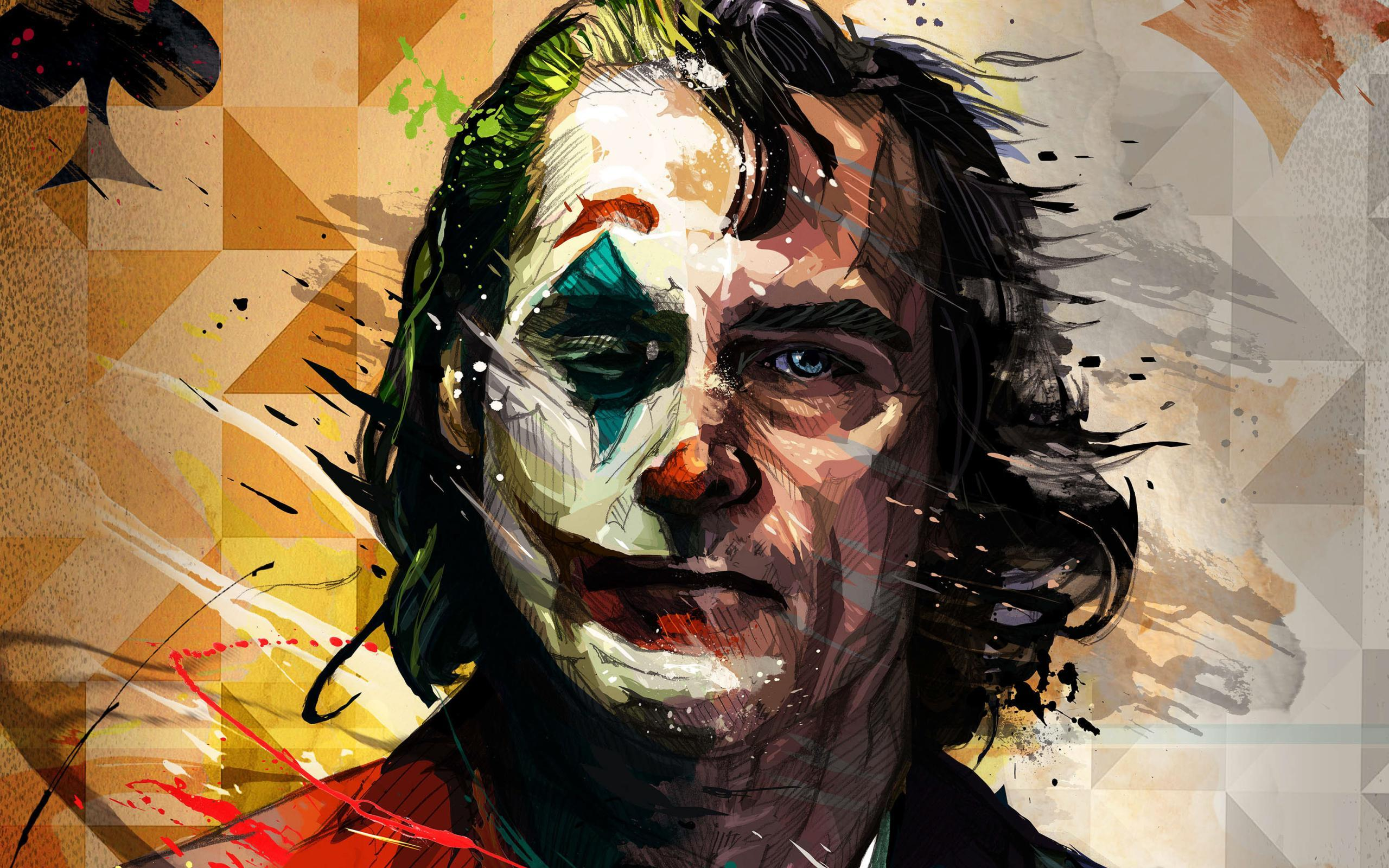 Wallpapers of Movie, Art, DC, Comics, Joaquin Phoenix, Joker