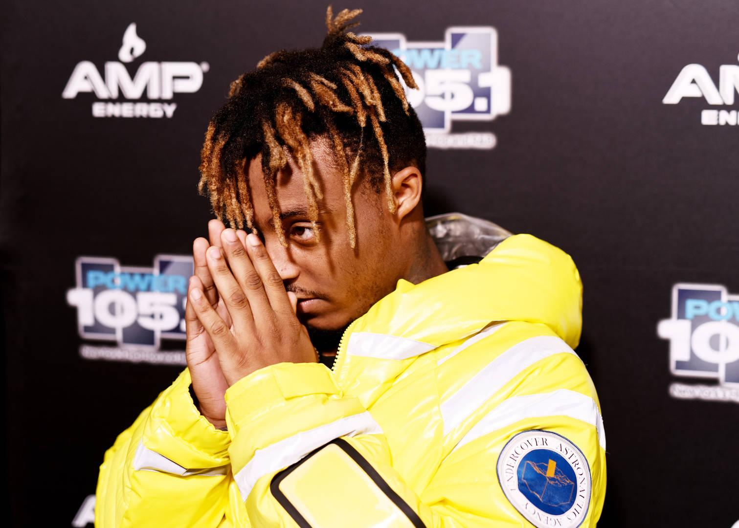 Juice WRLD Unleashes His Sophomore Album Death Race For Love