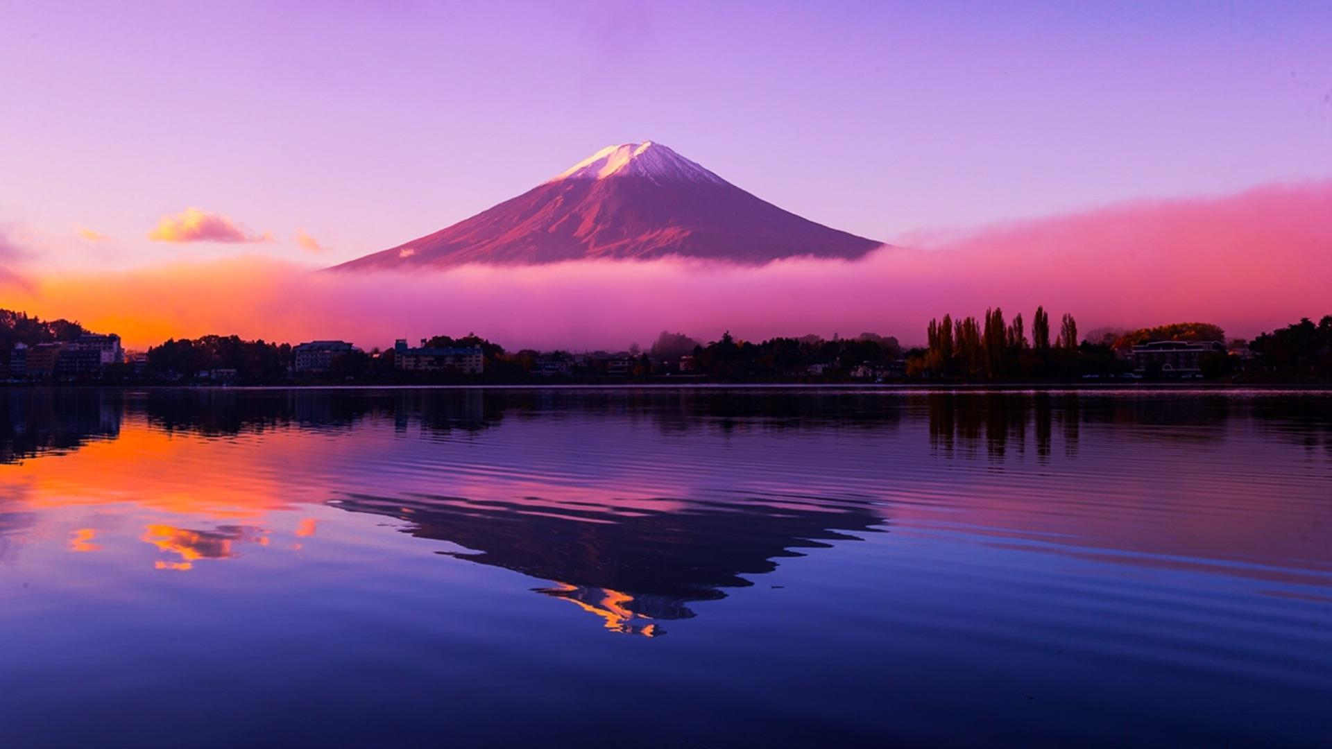 The Wonder Of Fuji Wallpapers Wallpaper Cave