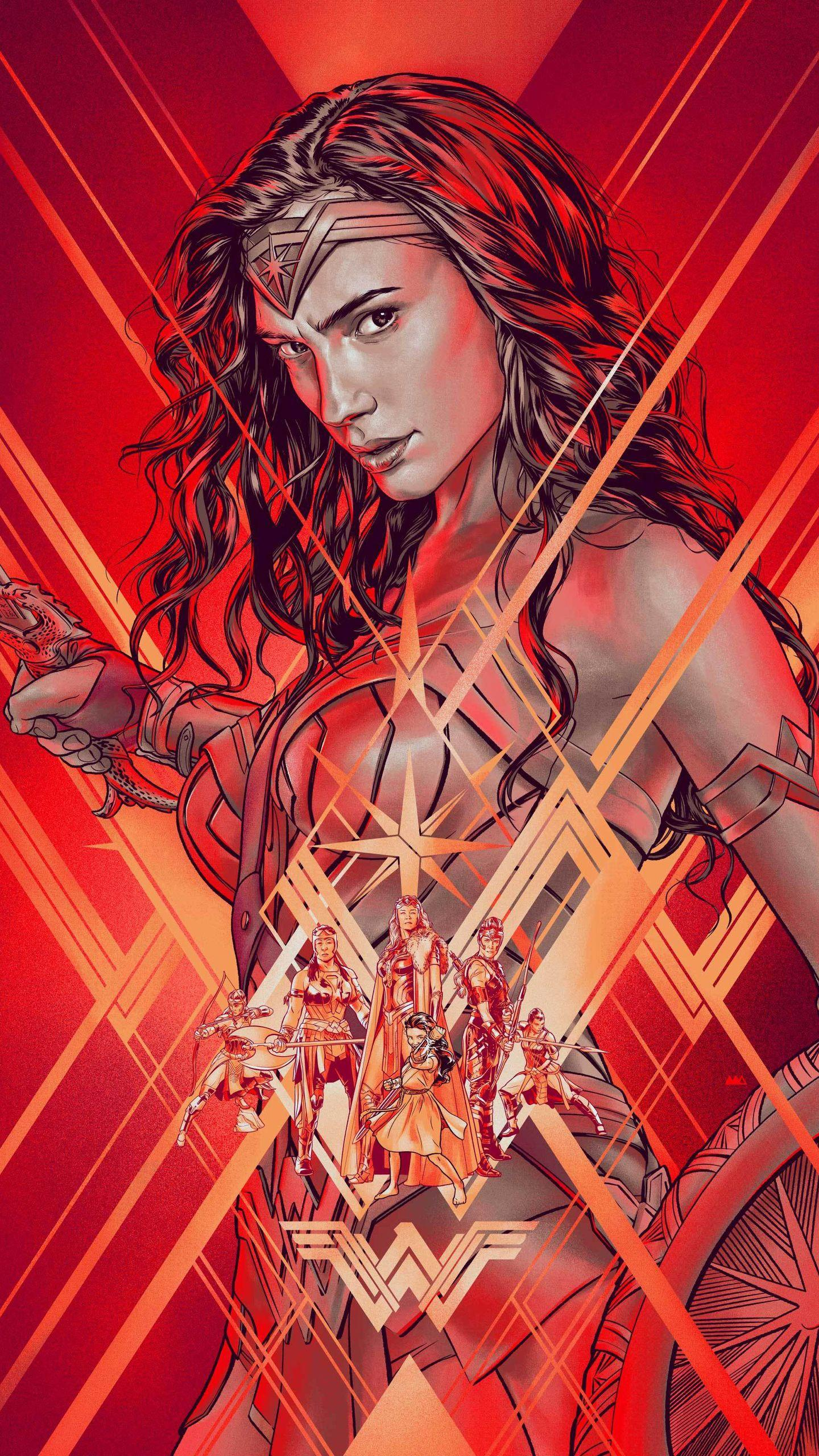 WONDER WOMAN 1984: EVERYTHING YOU NEED TO KNOW, Gal Gadot