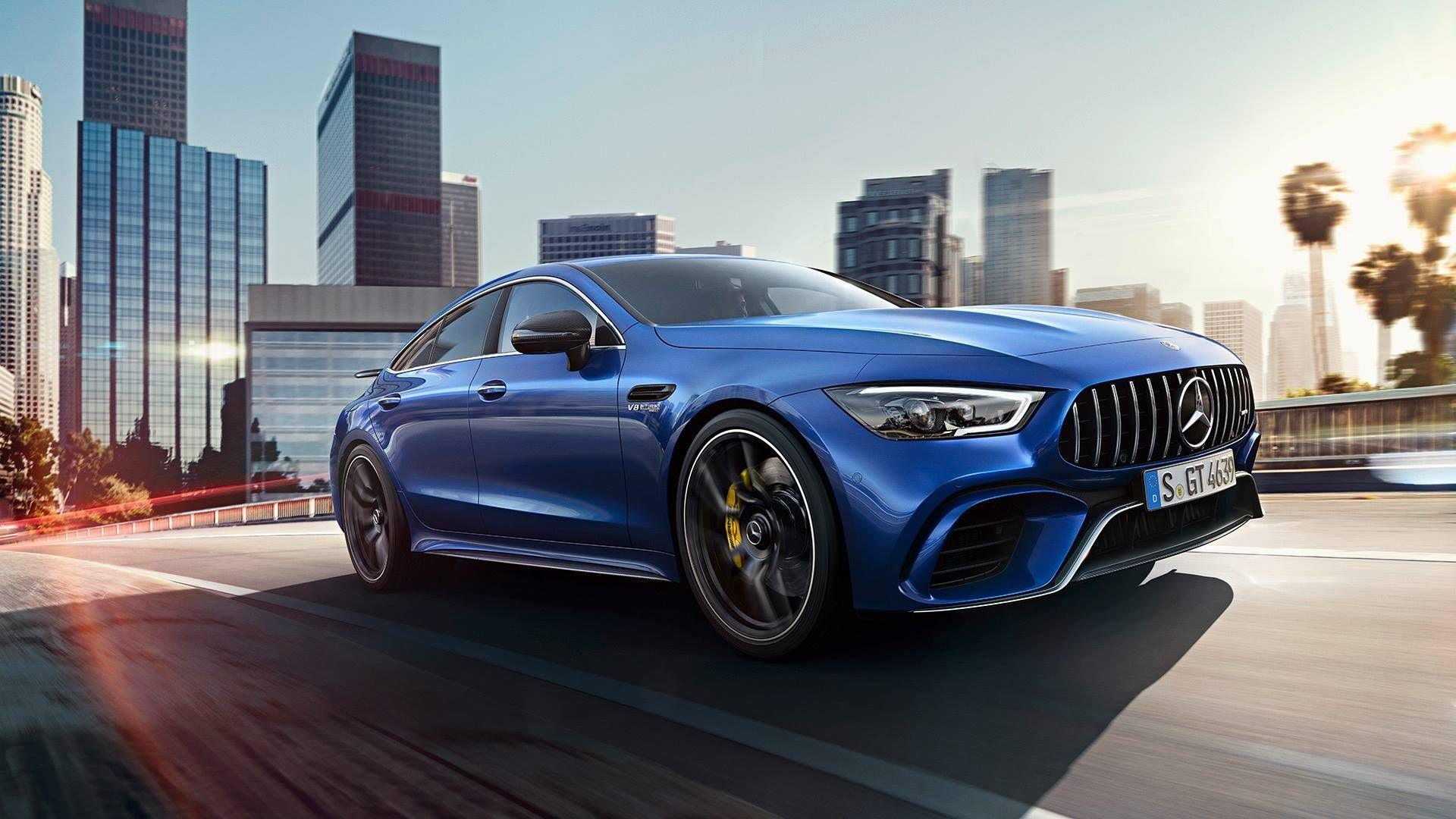 Mercedes-AMG GT 63 S Coupe Wallpapers - Wallpaper Cave