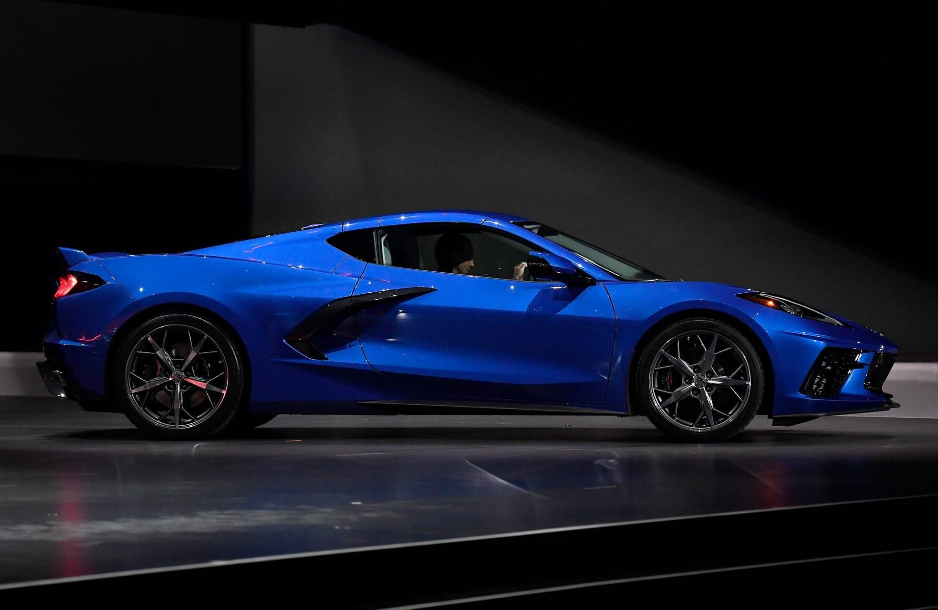 2020 Chevrolet Corvette Stingray Z51 Wallpapers ...