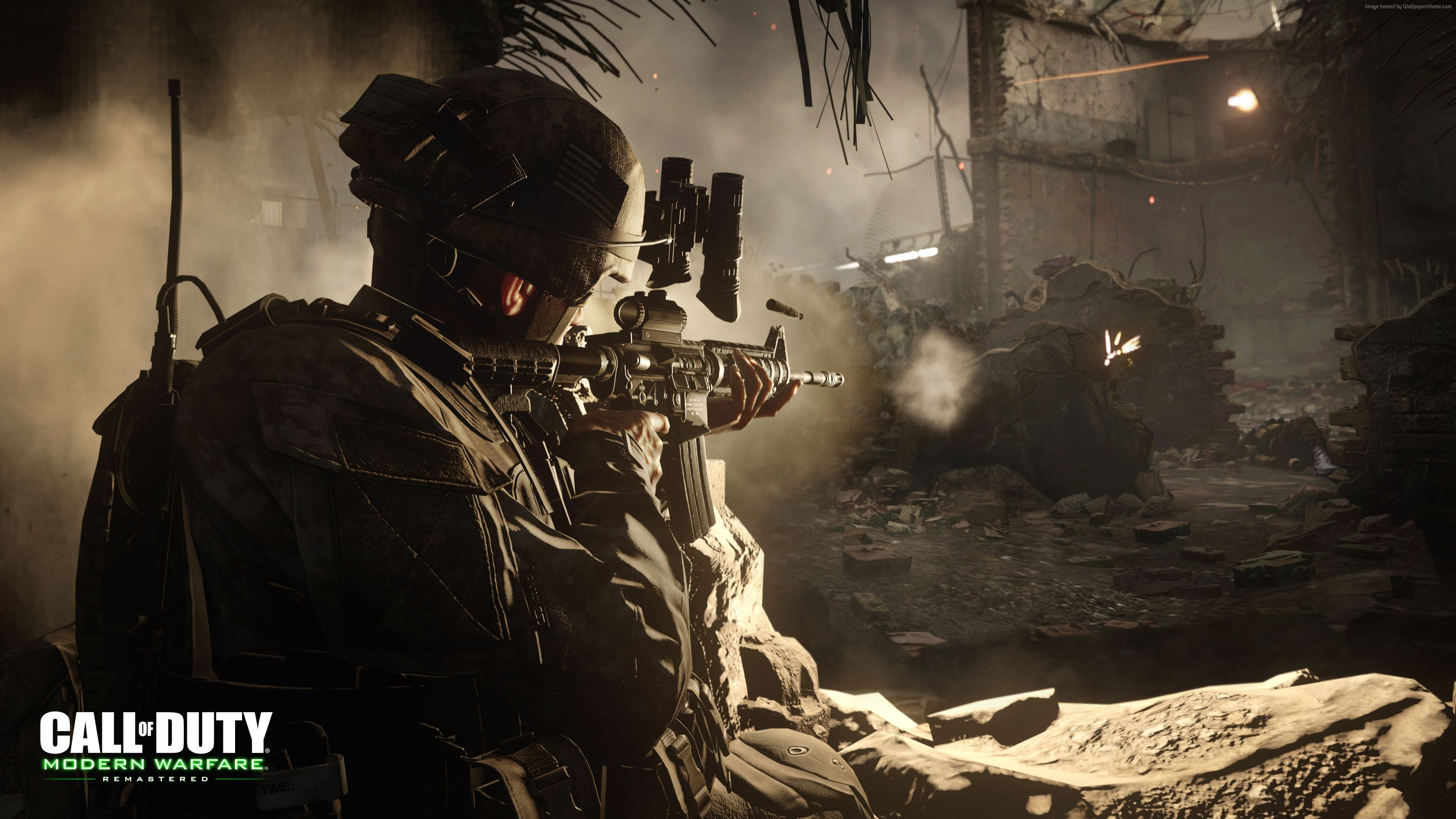Call Of Duty Modern Warfare 2019 Wallpapers Wallpaper Cave