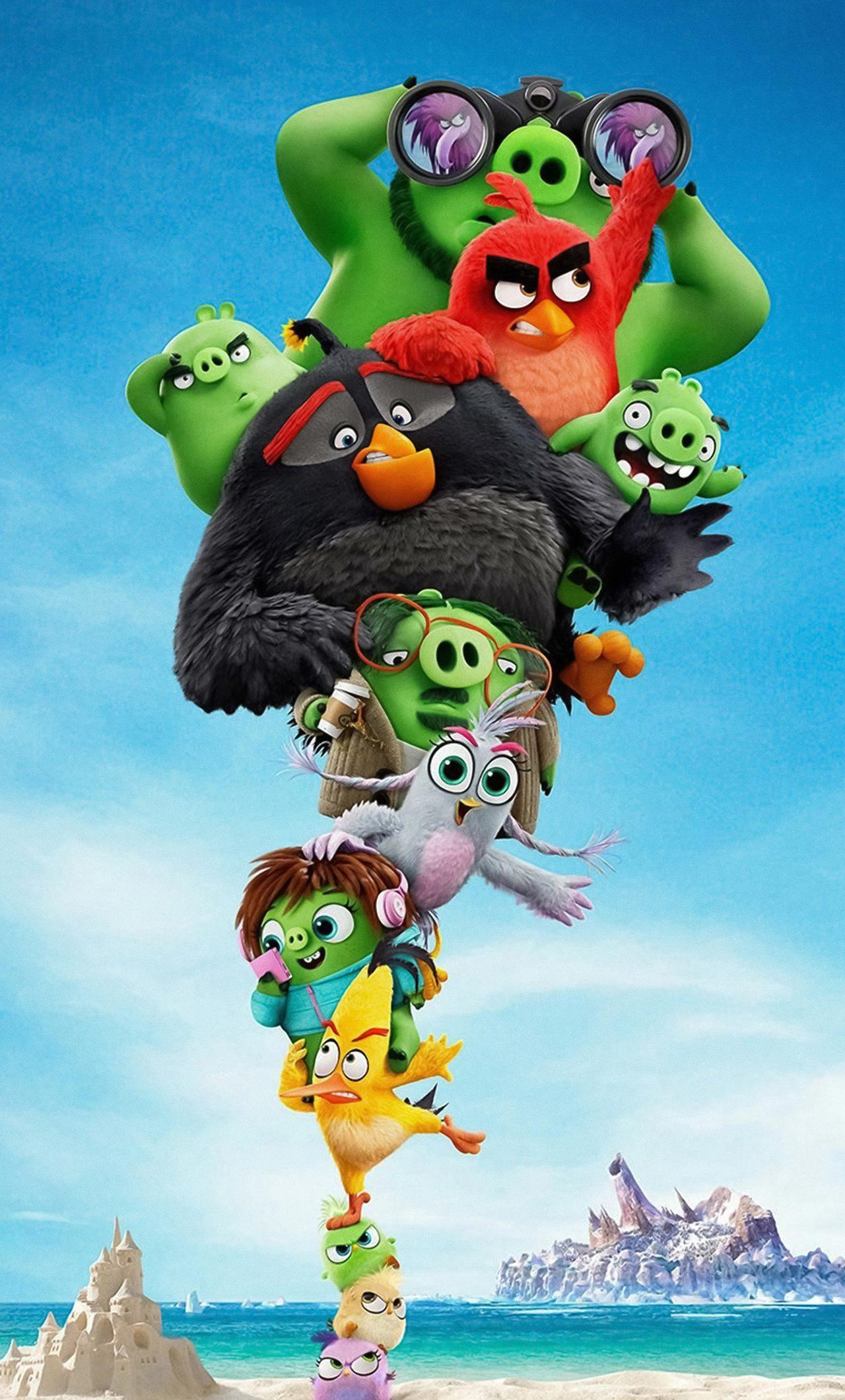 Angry Birds 2 Movie Wallpapers Wallpaper Cave