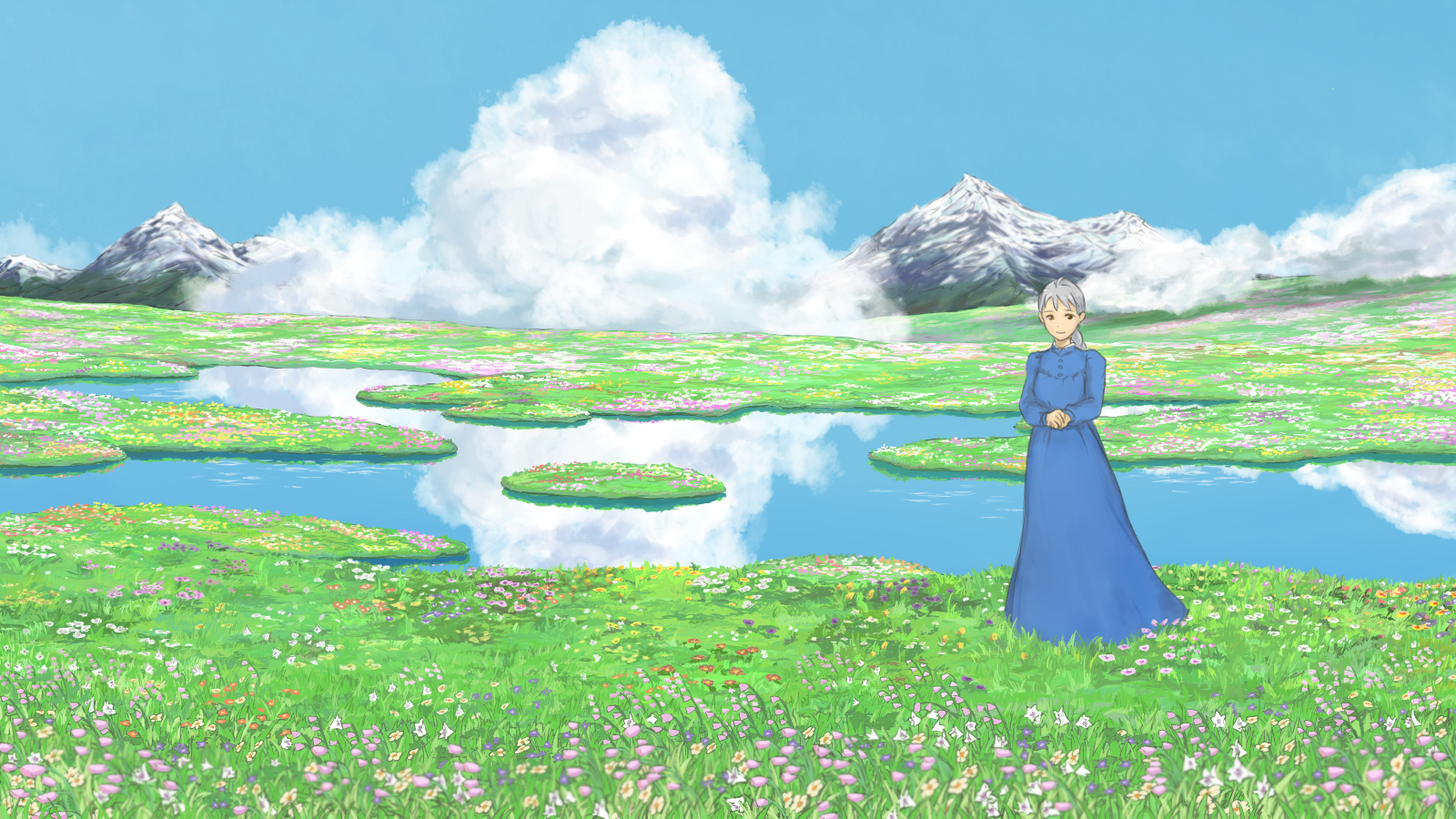 Howl S Moving Castle Hd Wallpapers Wallpaper Cave