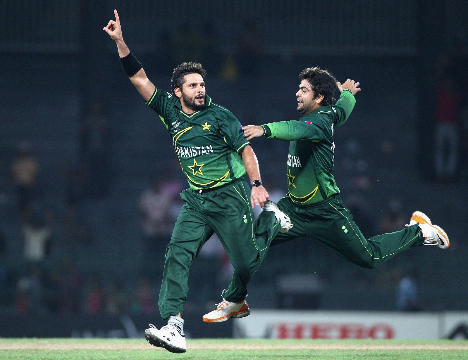 Pakistan Cricket Team Teams Background