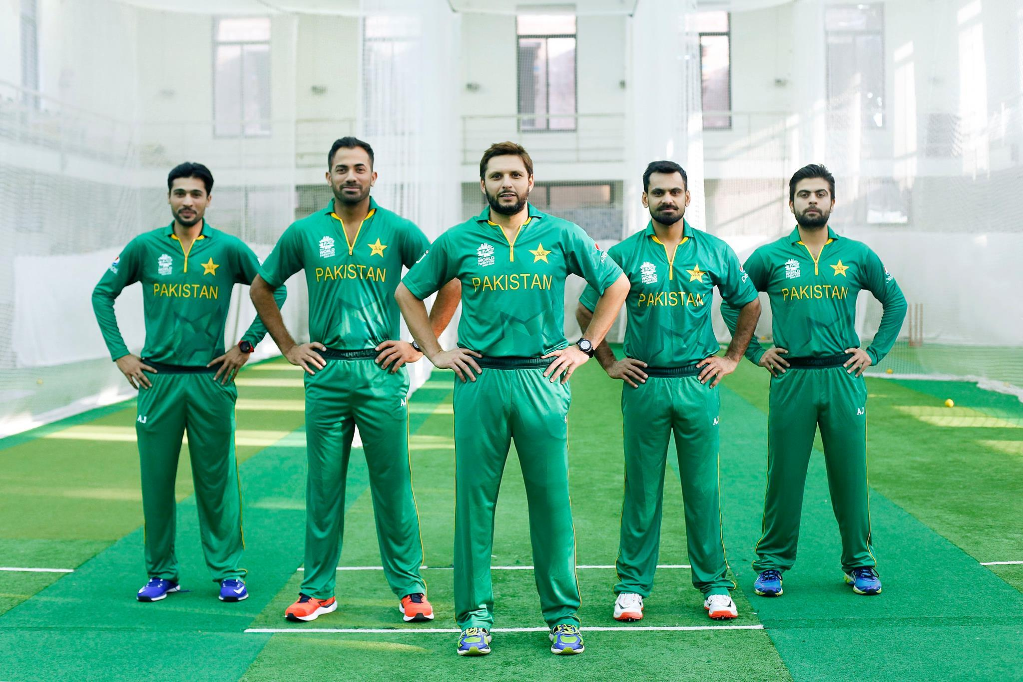 Pakistan Cricket Team Teams Background 2