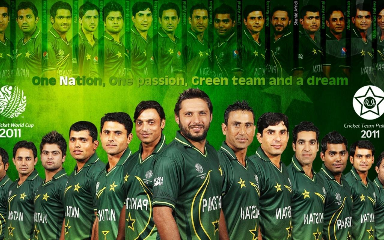 Pakistan Cricket Team Teams Background 3