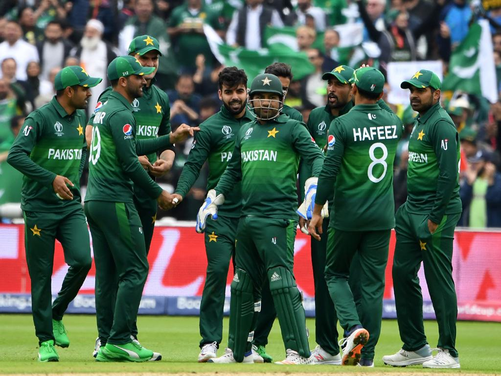 Pakistan Cricket Team Background 8