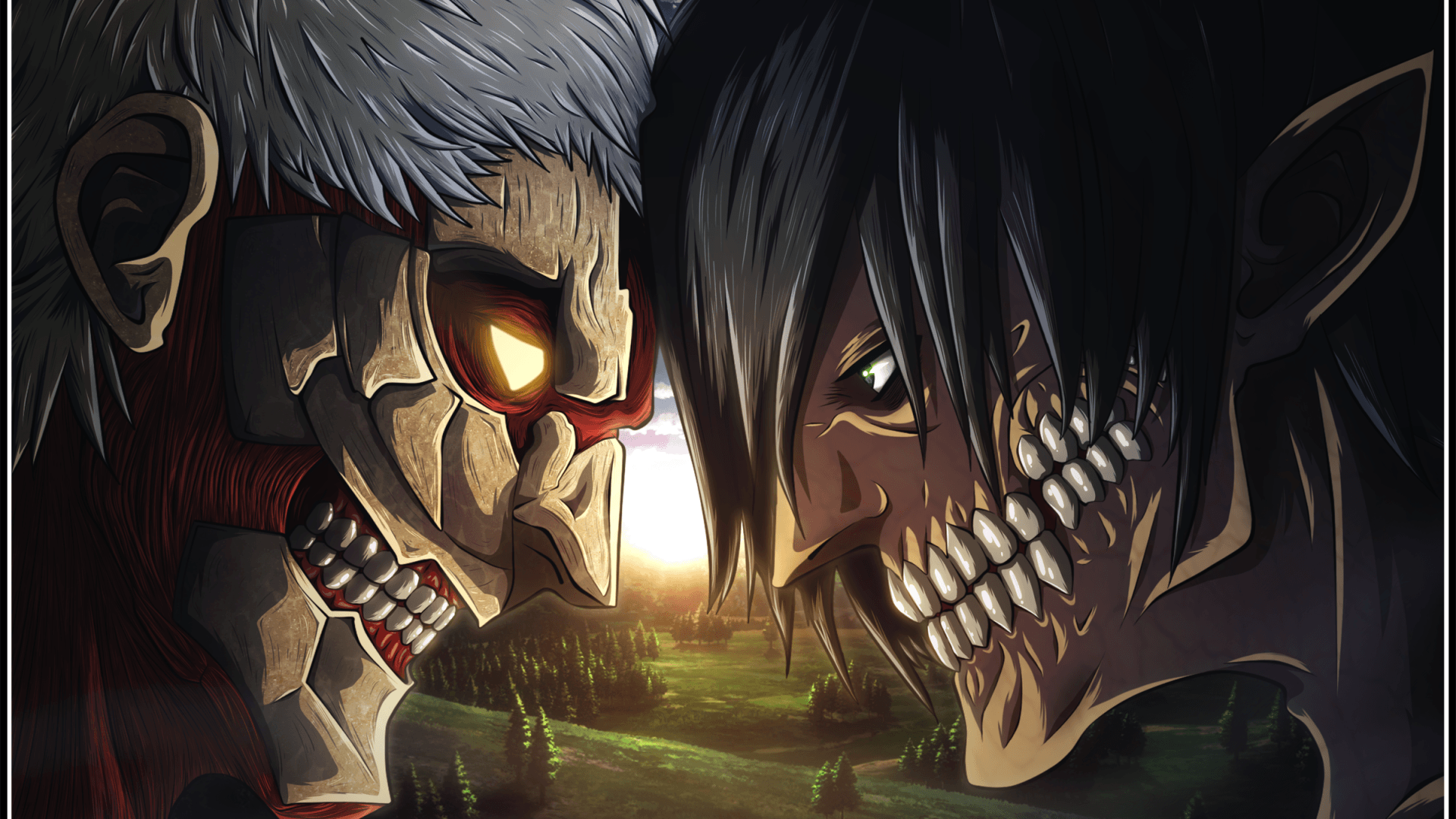 Anime Hd Attack On Titan Wallpapers Wallpaper Cave