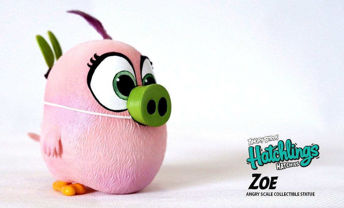 Angry Birds Movie 2 Zoe Wallpapers Wallpaper Cave