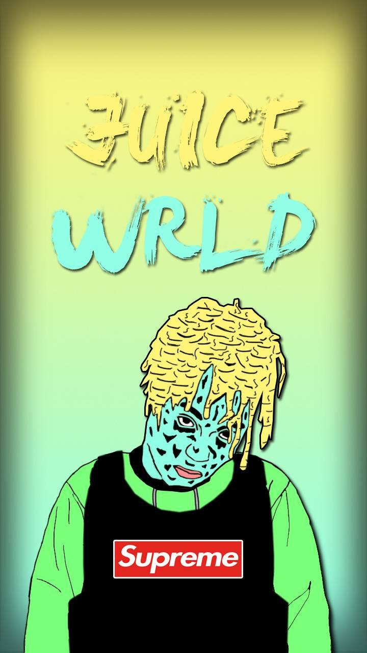 Juice WRLD Wallpaper HD 4k