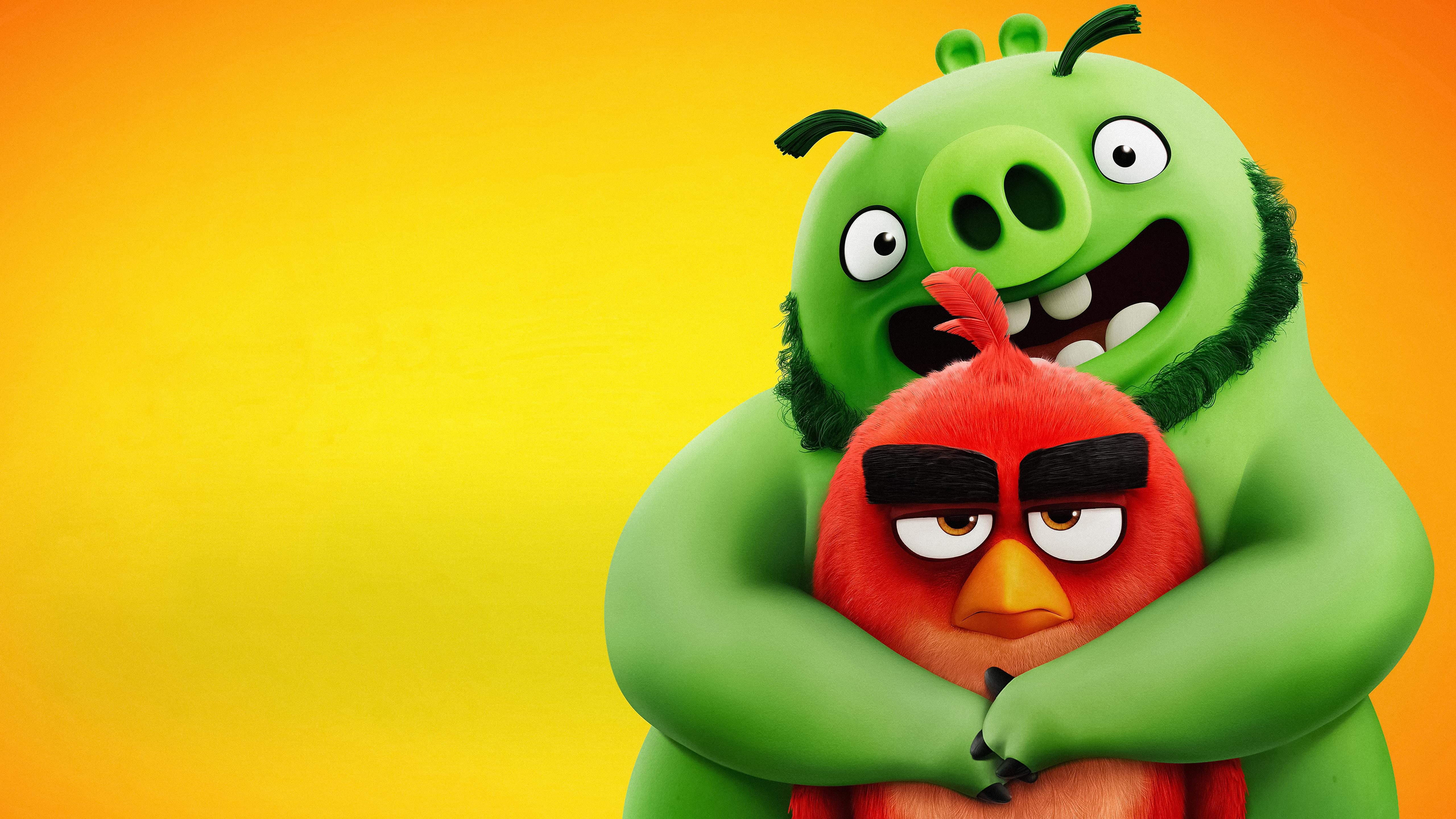 Angry Birds Movie 2 Leonard Wallpapers Wallpaper Cave