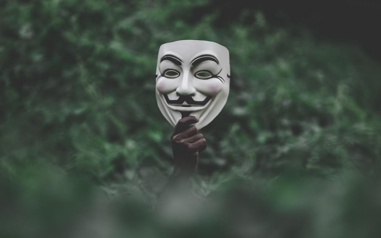 Joker Mask Wallpapers Wallpaper Cave