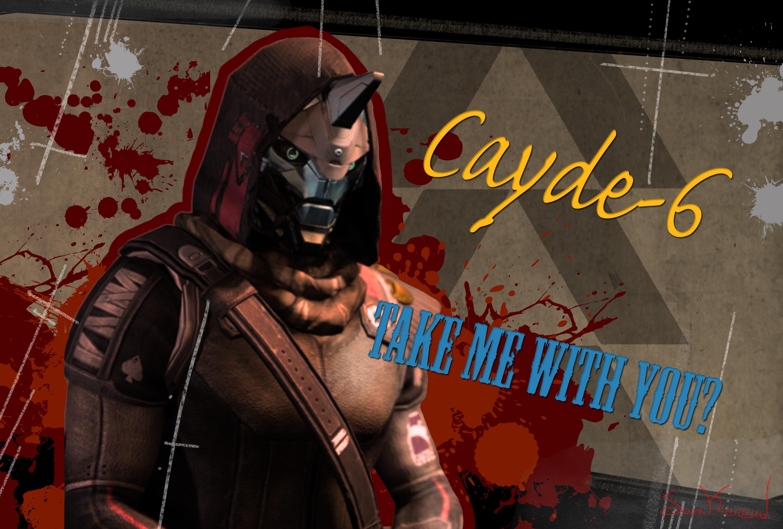 Cayde-6 Wallpapers - Wallpaper Cave