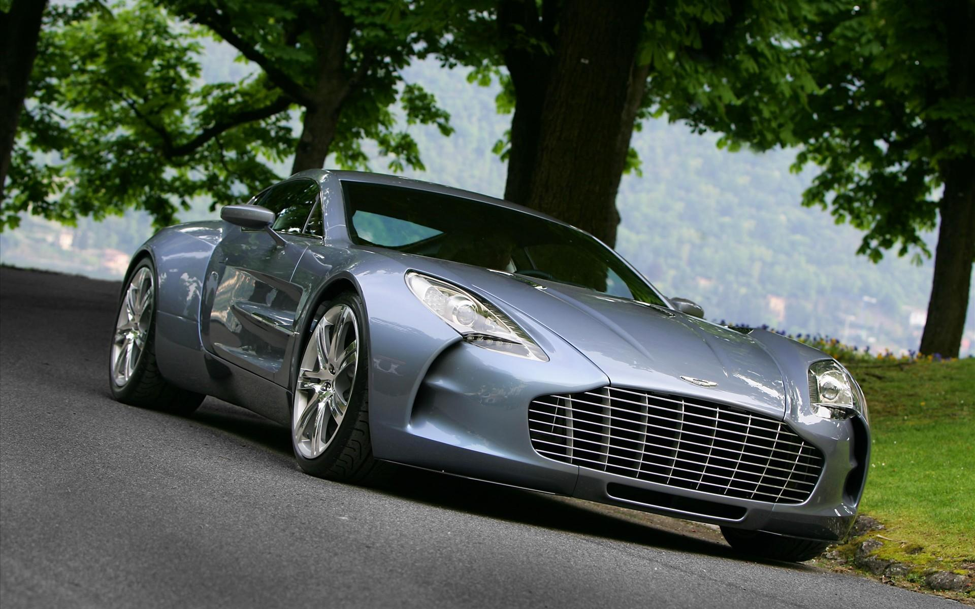 Aston Martin One 77 Wallpapers | HD Wallpapers