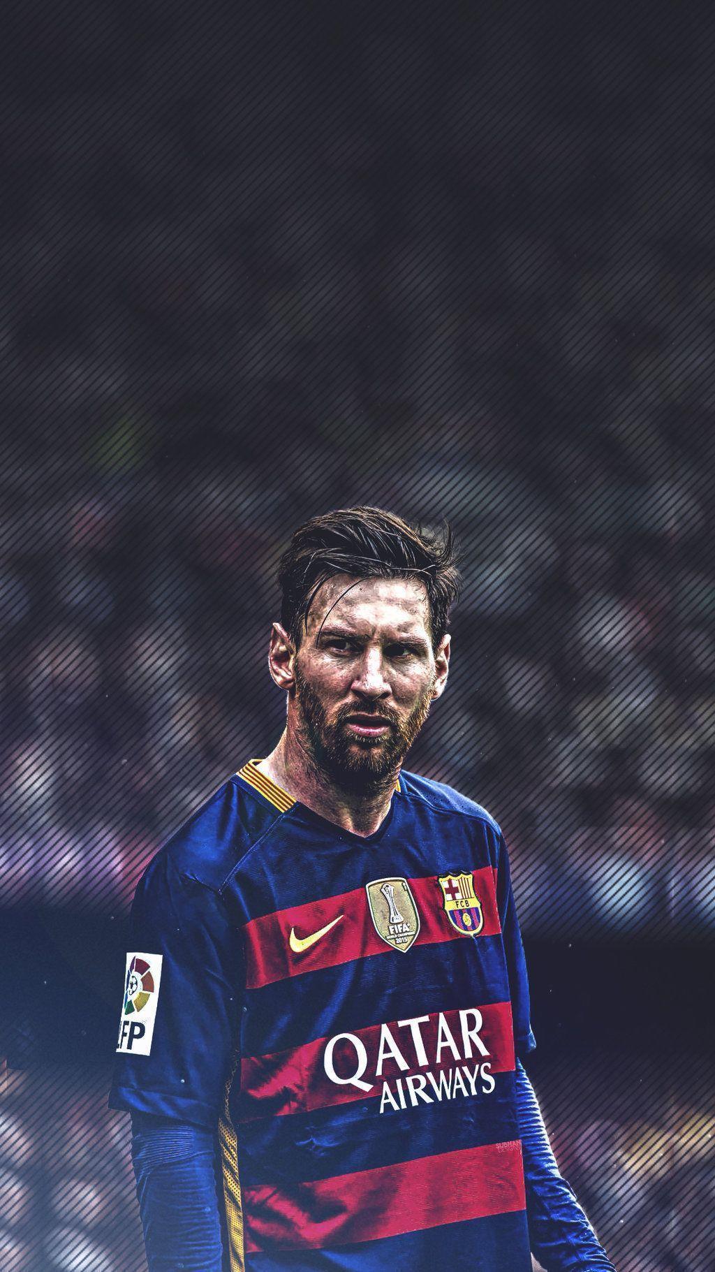 Messi Full Hd Wallpapers Wallpaper Cave