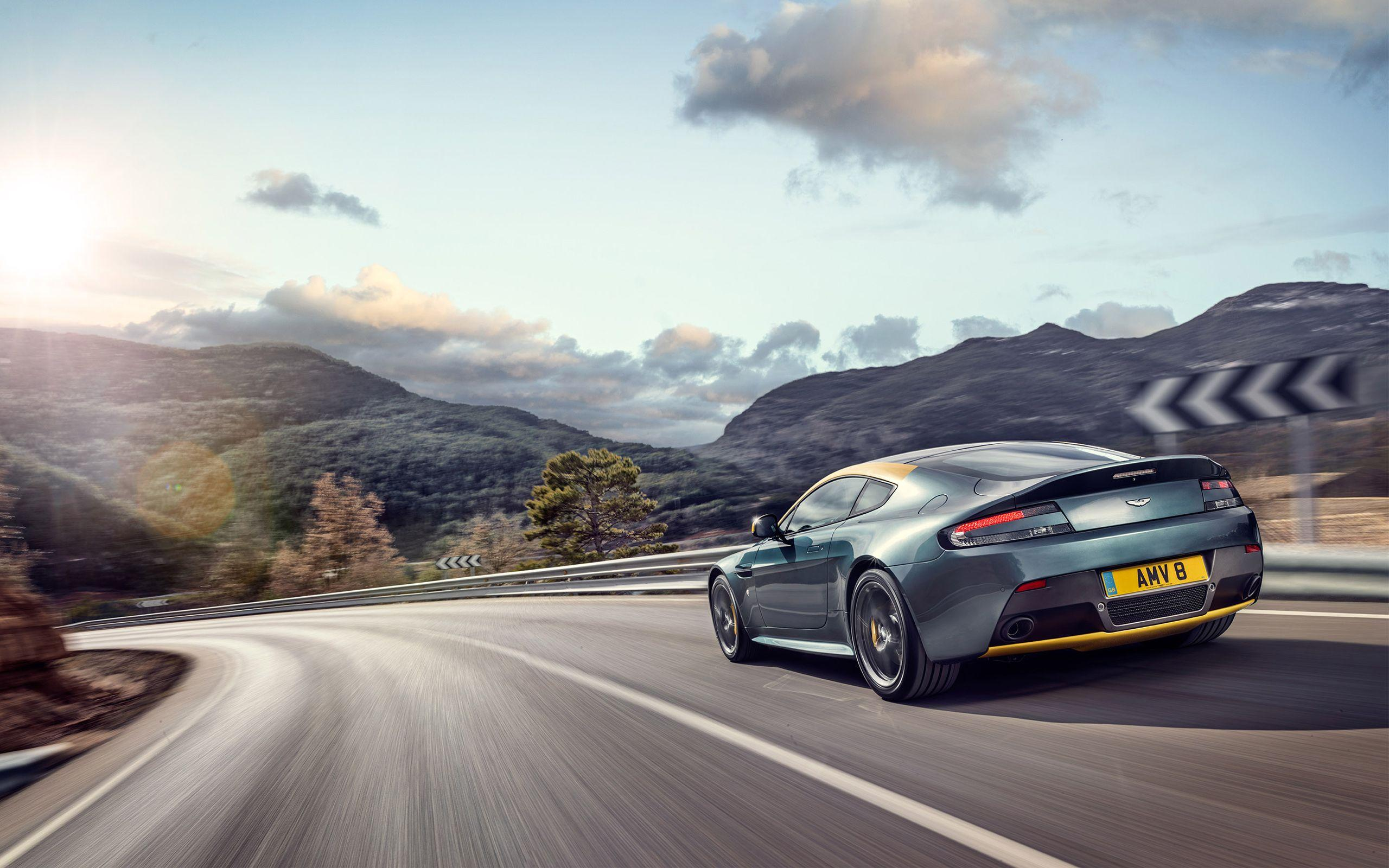 Aston Martin V8 Vantage Wallpapers Wallpaper Cave