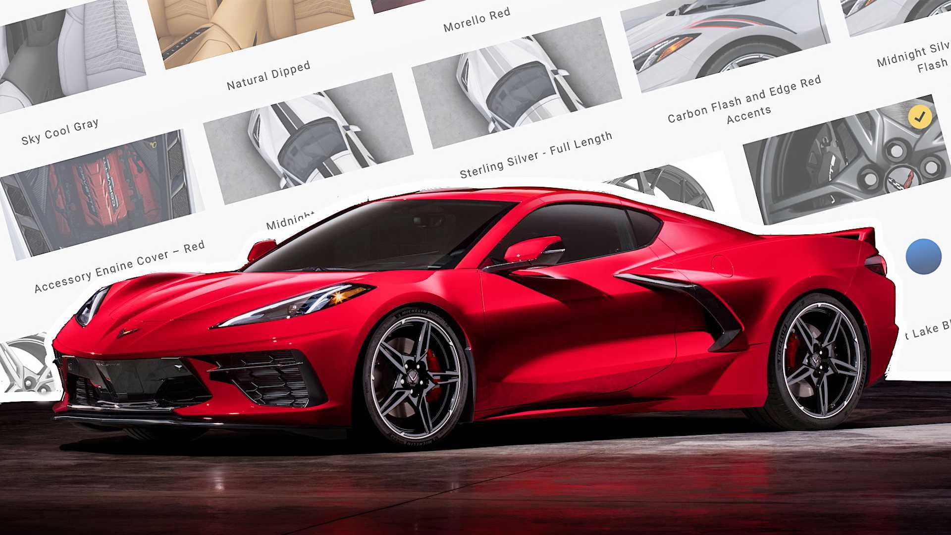 2020 Chevy C8 Corvette Wallpapers - Wallpaper Cave