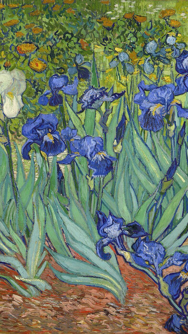 Best 63 Van Gogh Wallpaper On Hipwallpaper Van Gogh Doctor Who