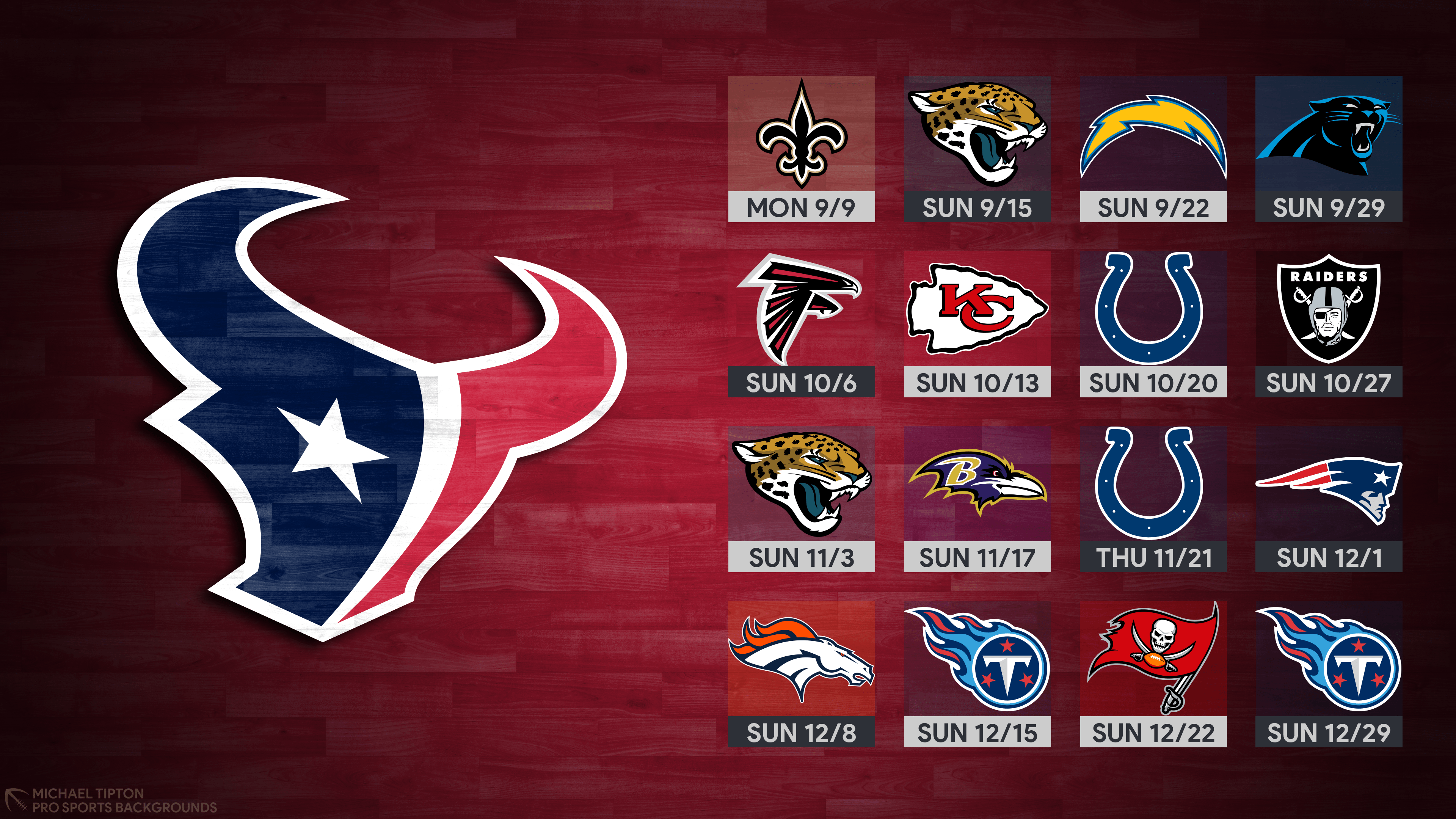 Houston Texans 2019 Wallpapers