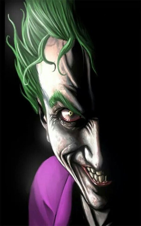 Horror Joker Wallpapers Wallpaper Cave