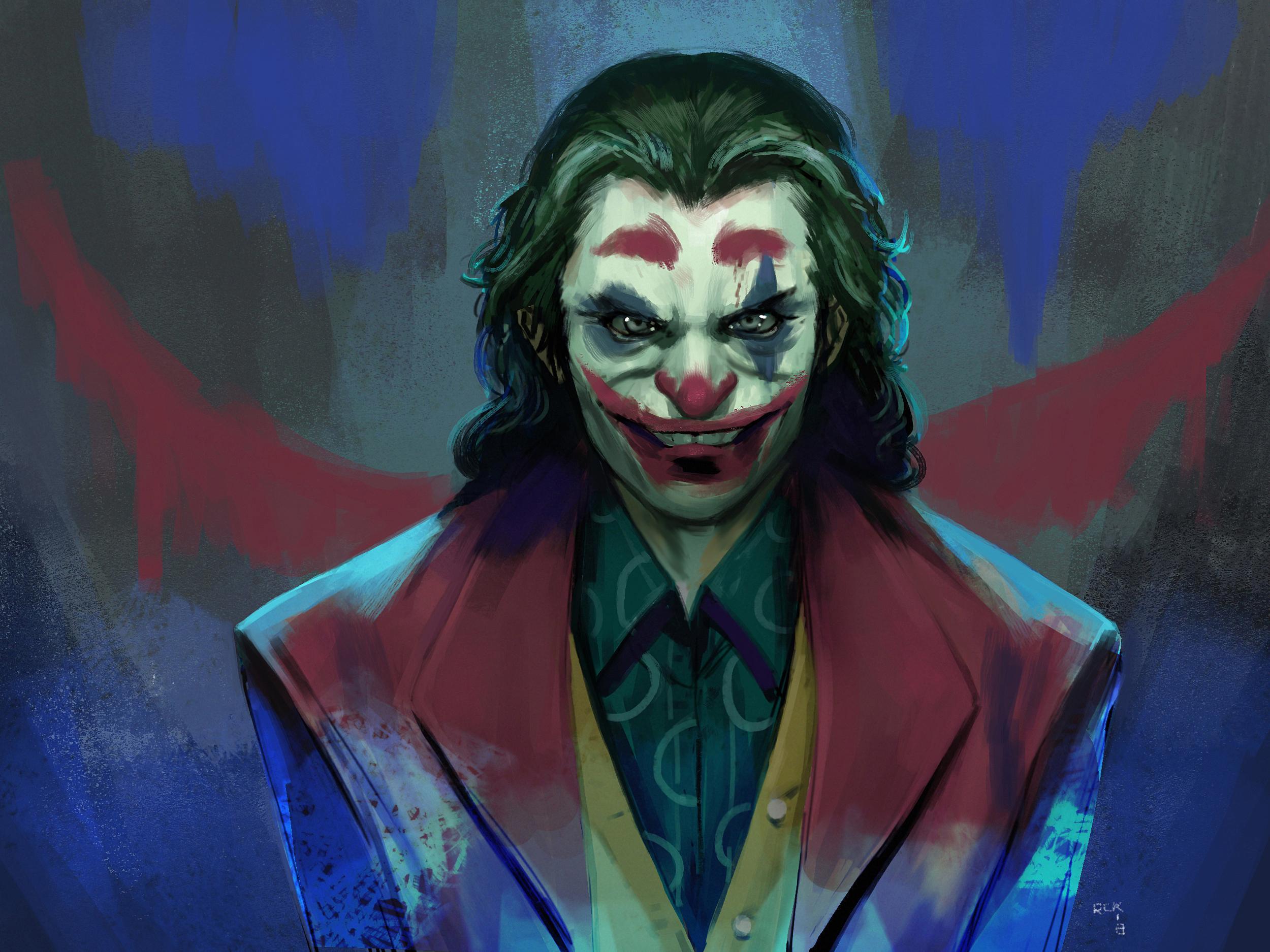 Joker Joaquin Phoenix Wallpapers Wallpaper Cave