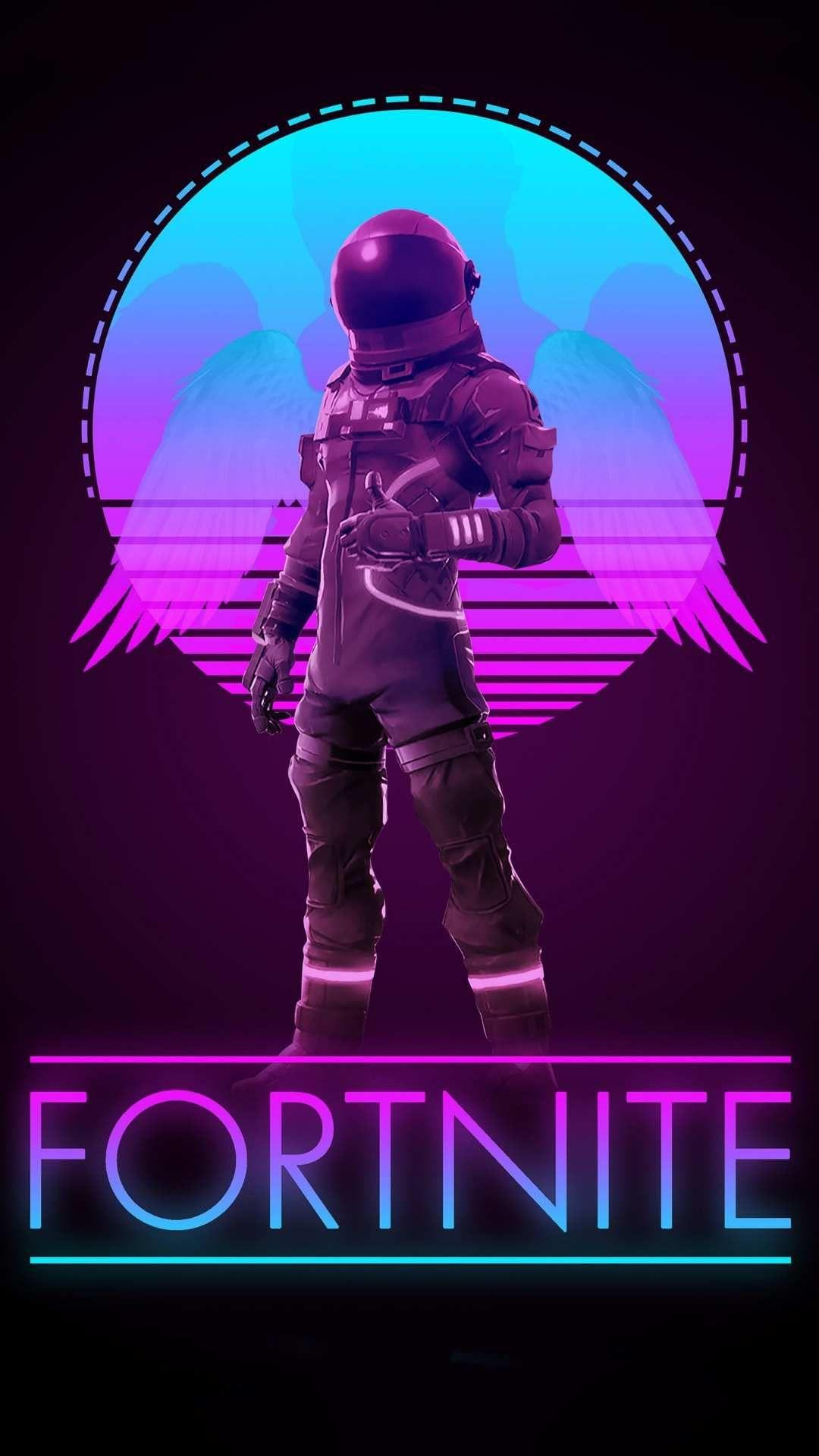 Fortnite Iphone Wallpapers Wallpaper Cave