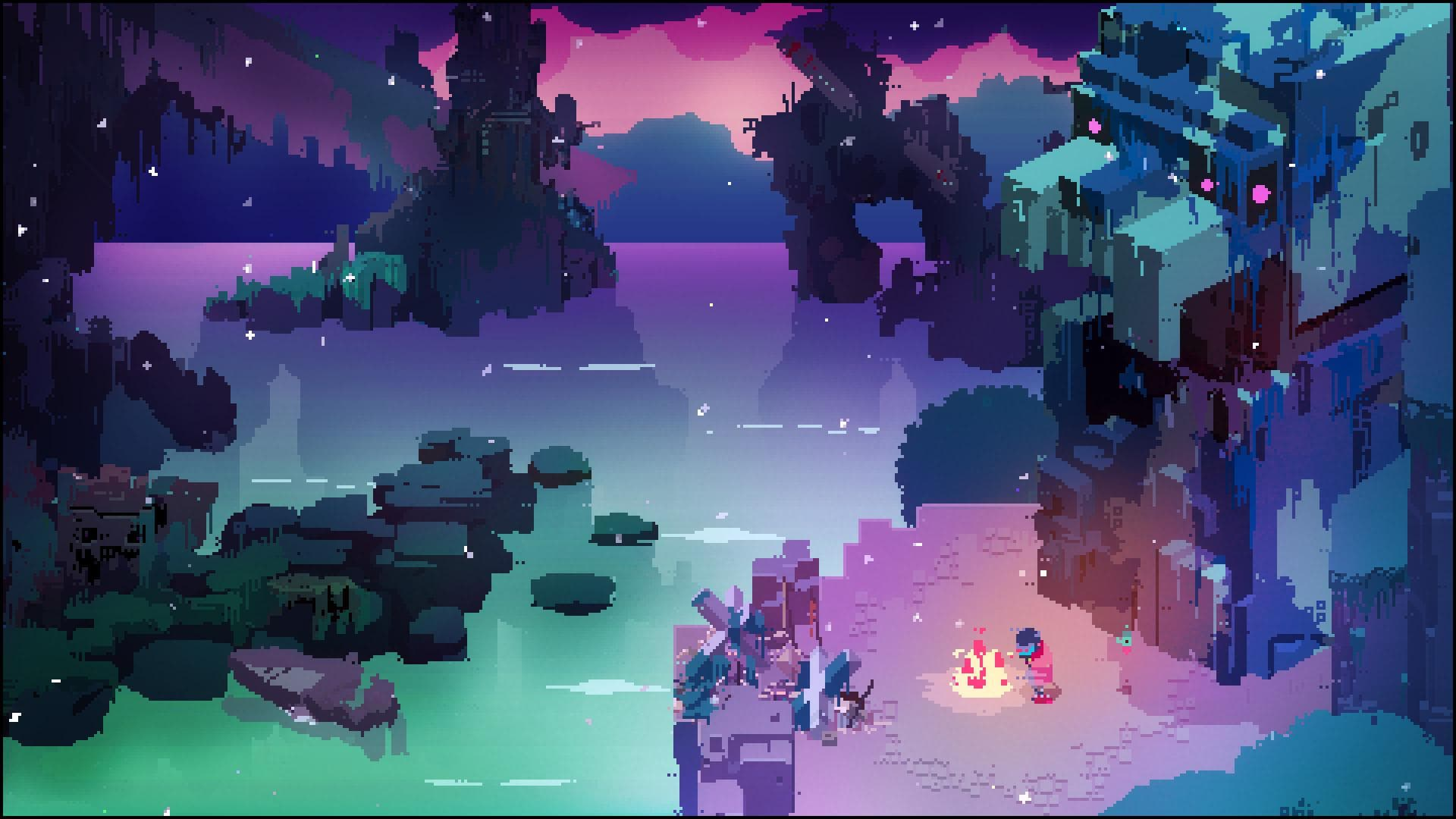 Hyper Light Drifter Wallpapers Wallpaper Cave