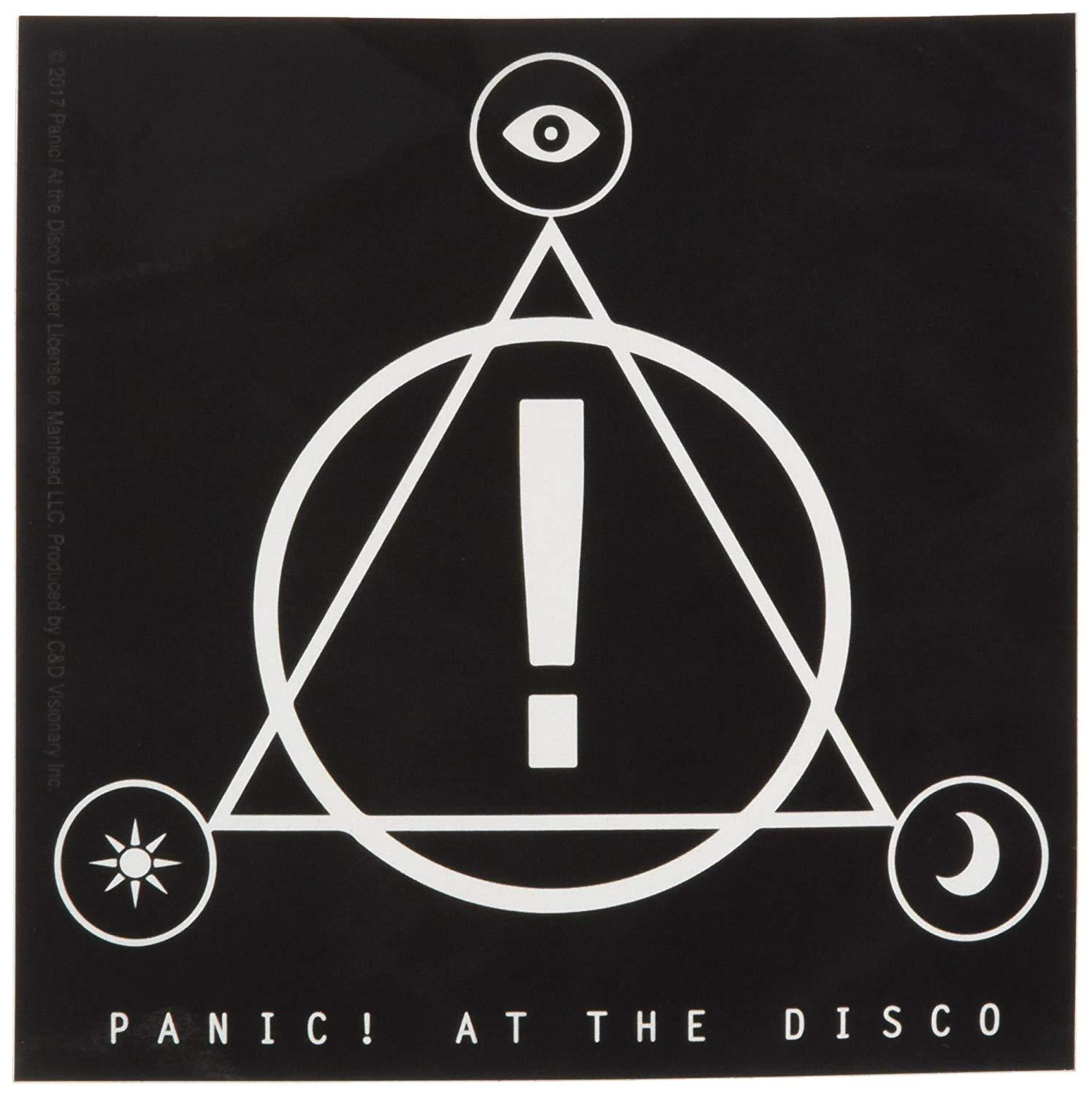 Panic! At The Disco Logo Wallpapers