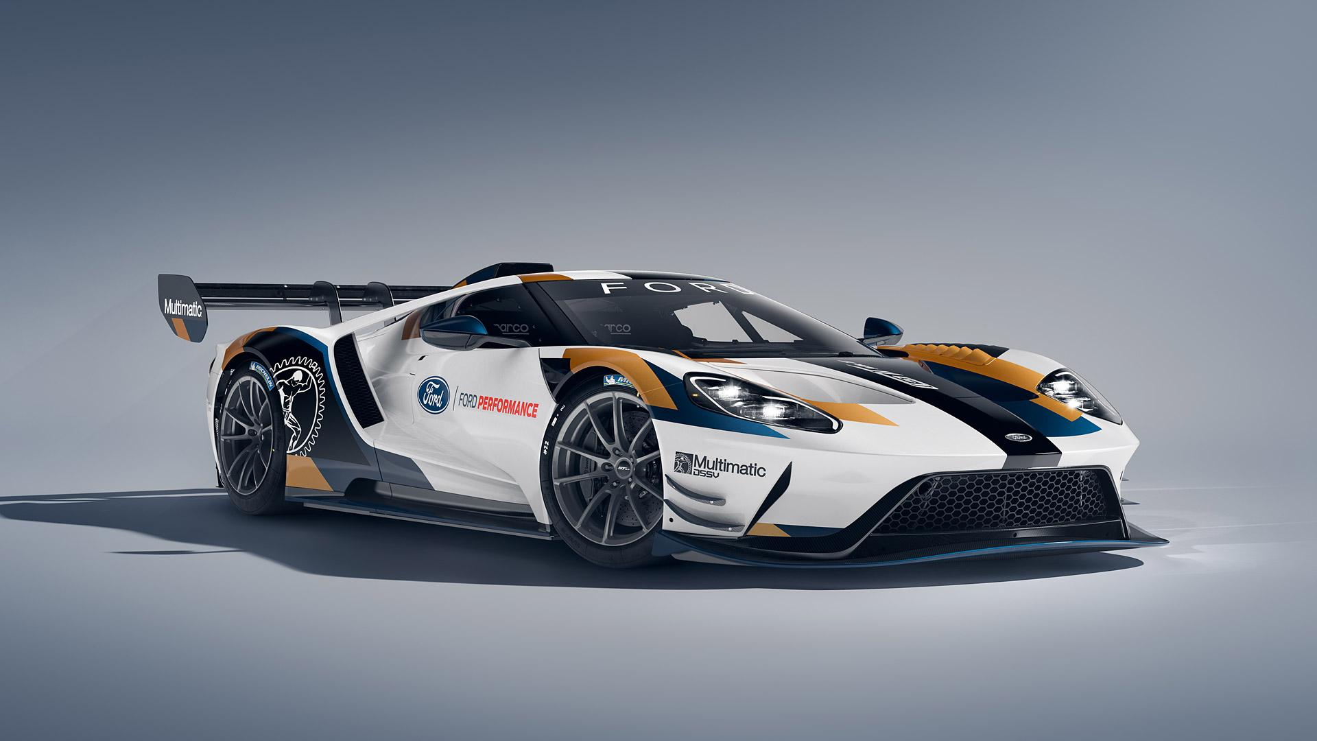 2019 Ford Gt Mk Ii Wallpapers Wallpaper Cave